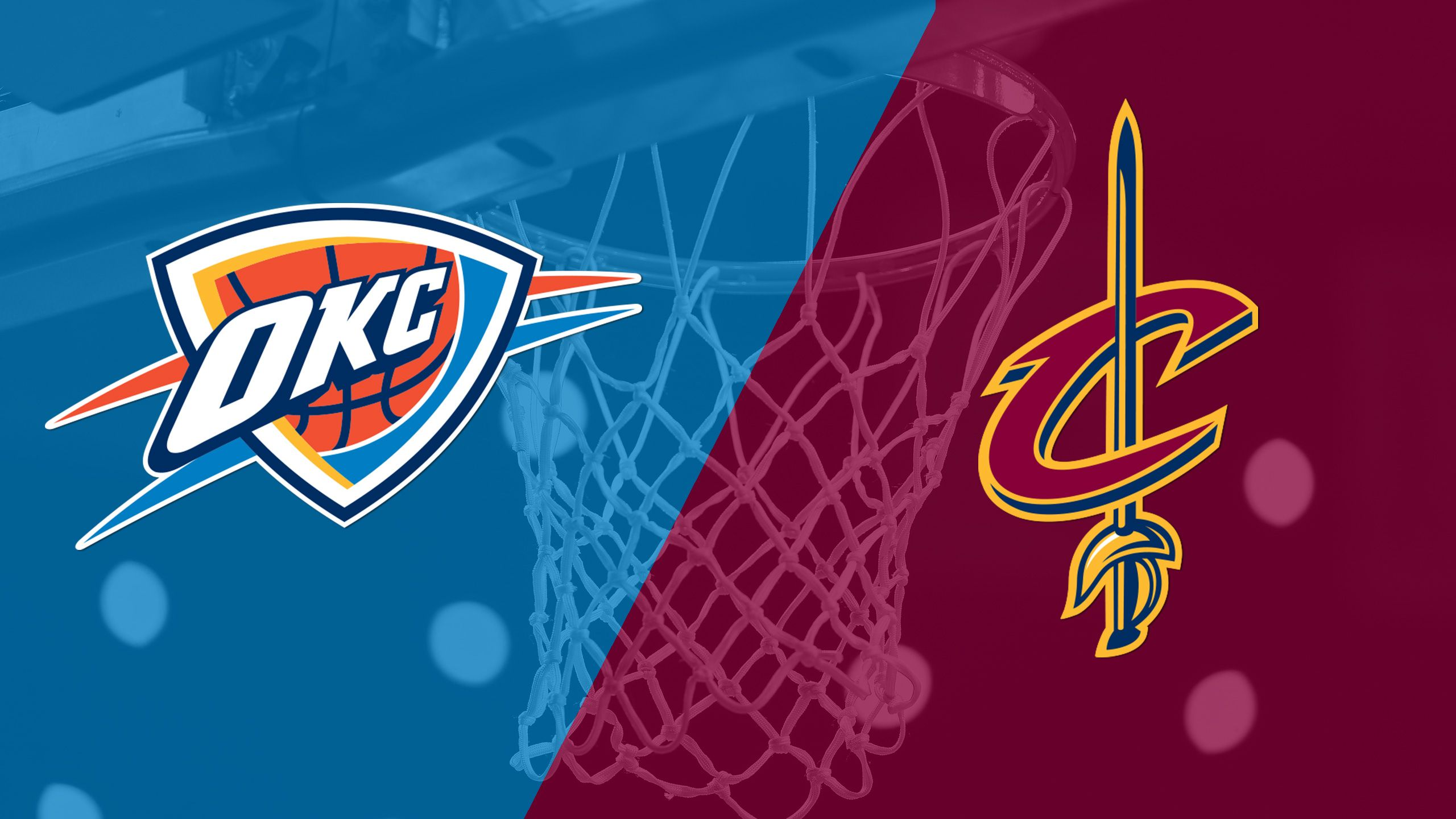 In Spanish - Oklahoma City Thunder vs. Cleveland Cavaliers