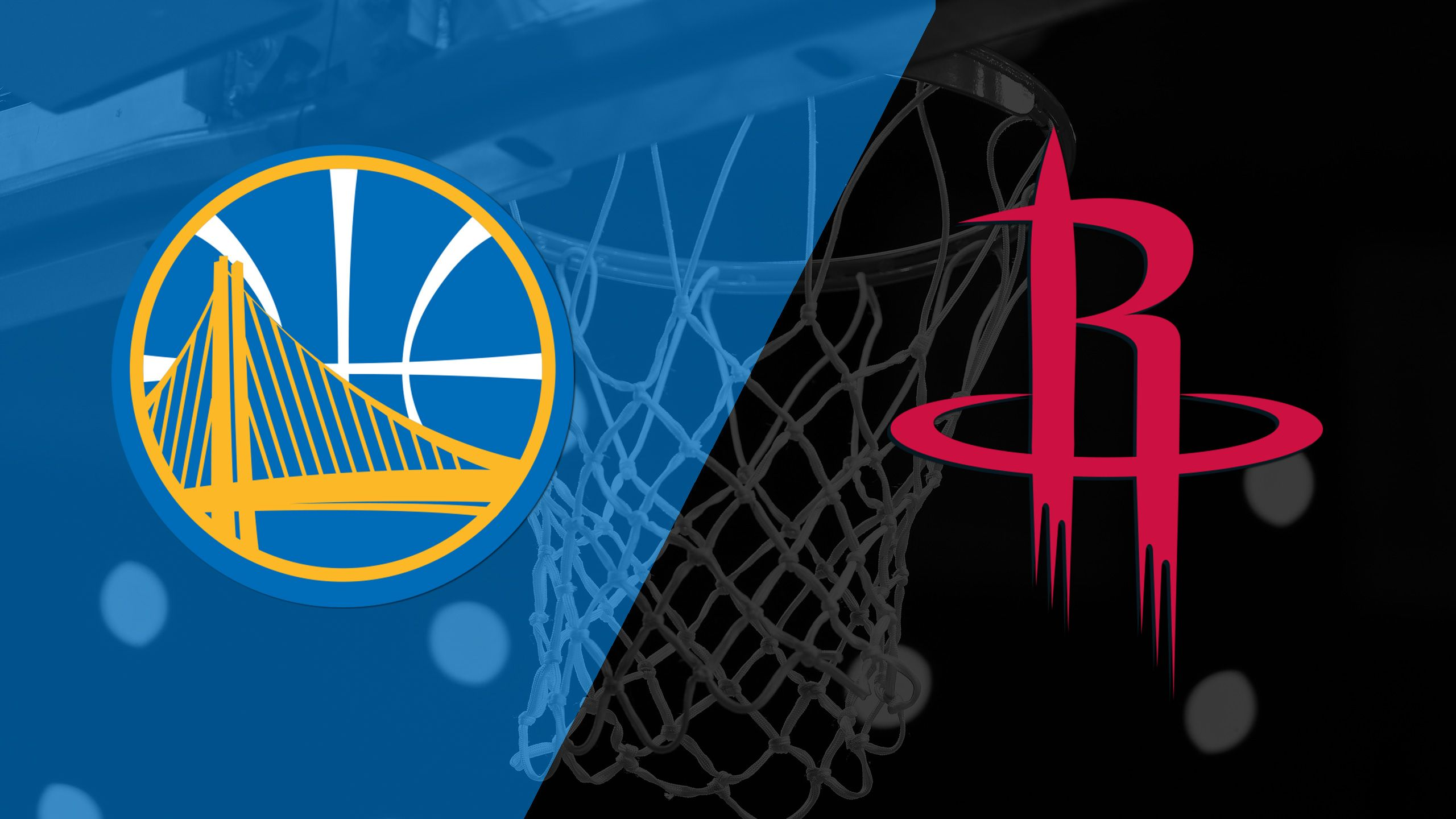 In Spanish - Golden State Warriors vs. Houston Rockets