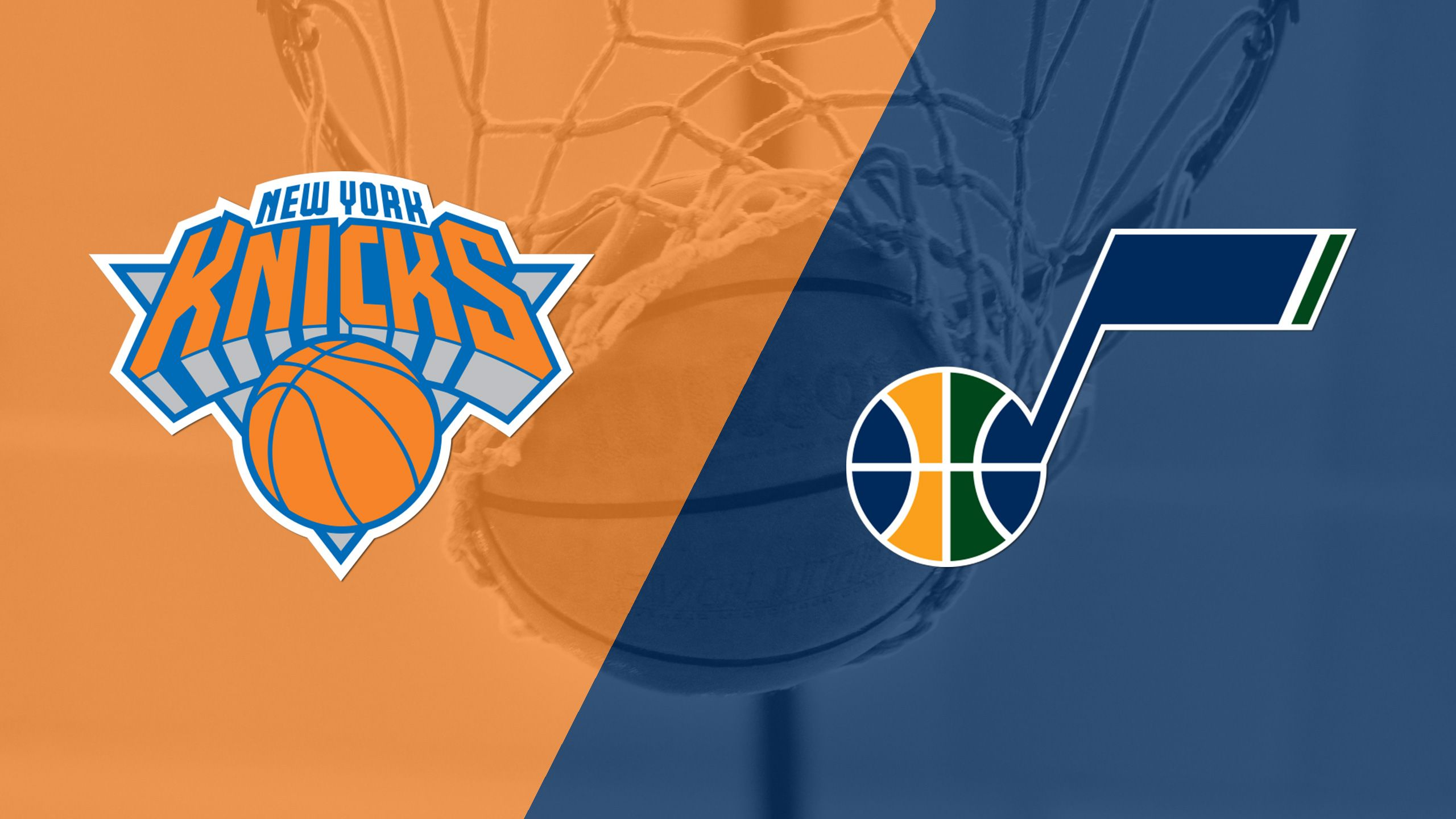 In Spanish - New York Knicks vs. Utah Jazz