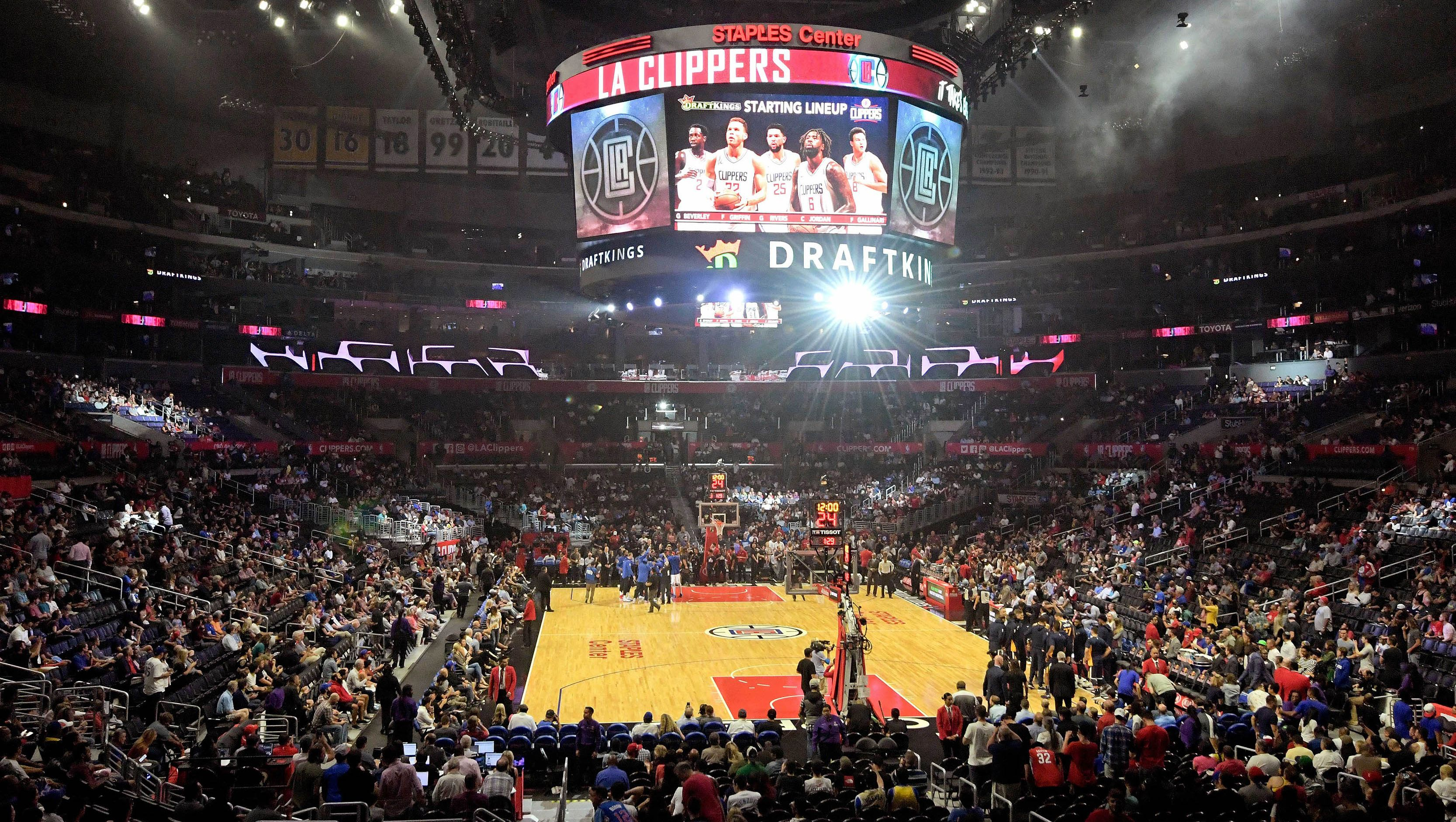 Multiview - Denver Nuggets vs. LA Clippers