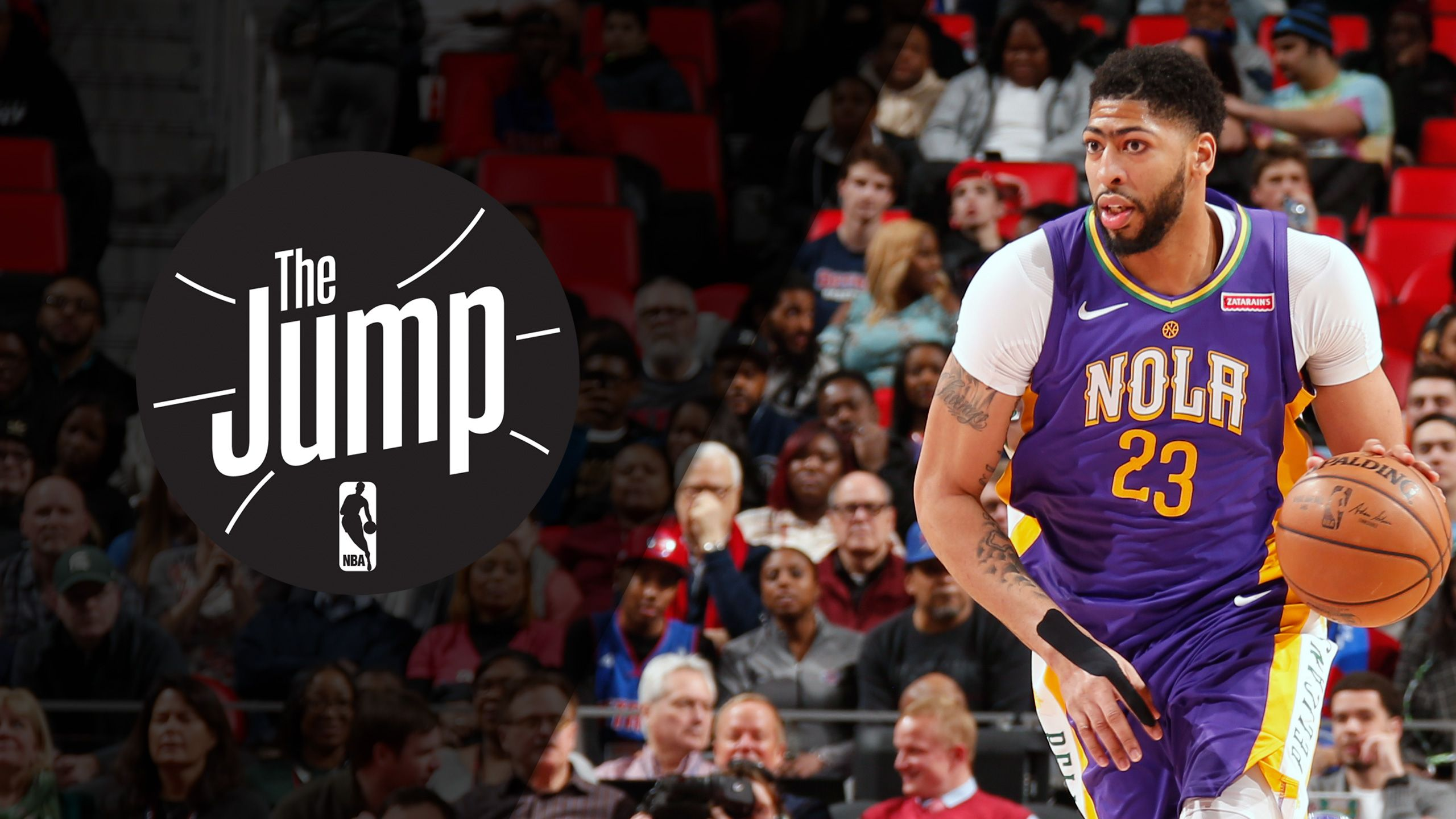 Tue, 2/20 - NBA: The Jump