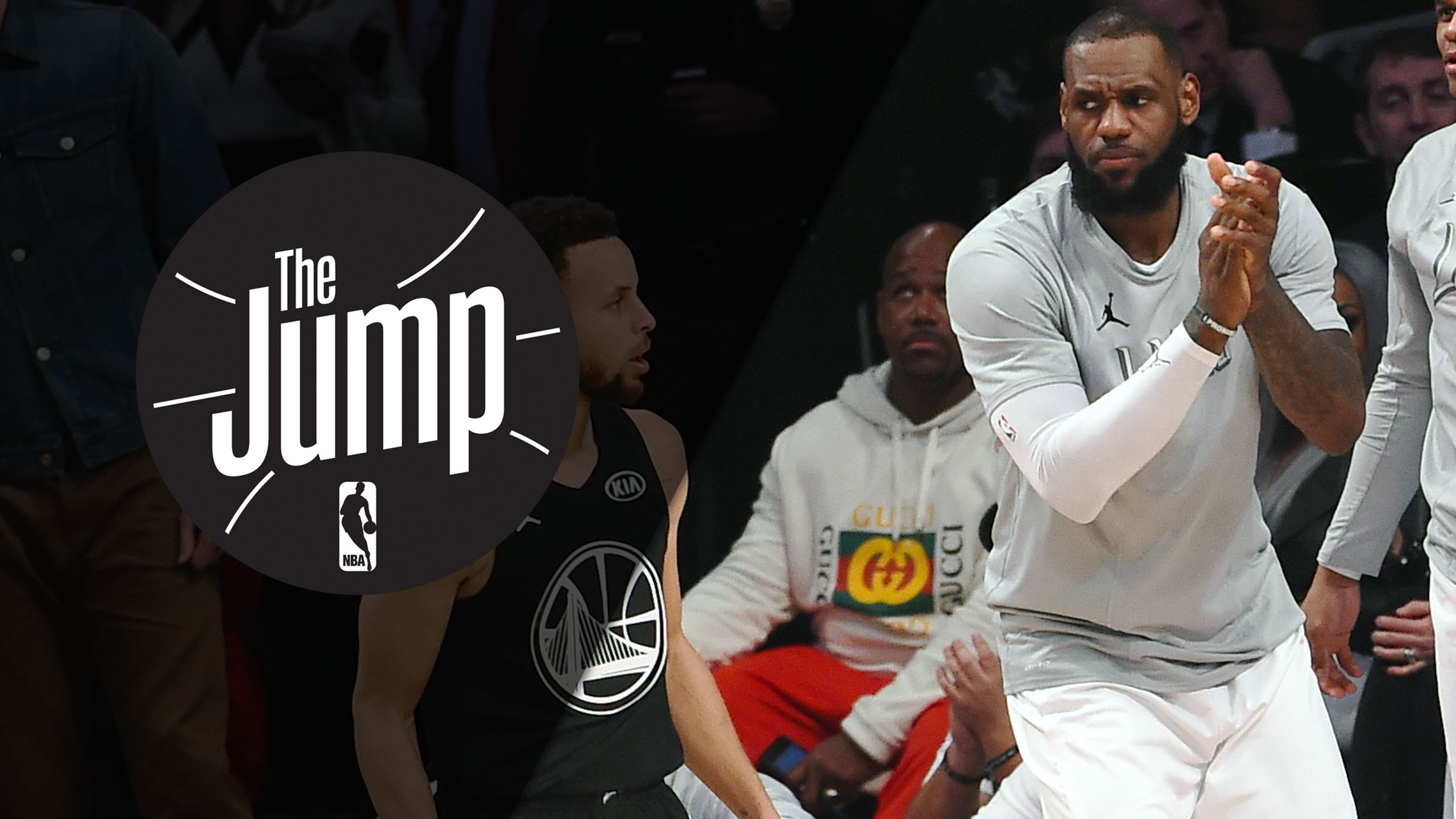 Mon, 2/19 - NBA: The Jump