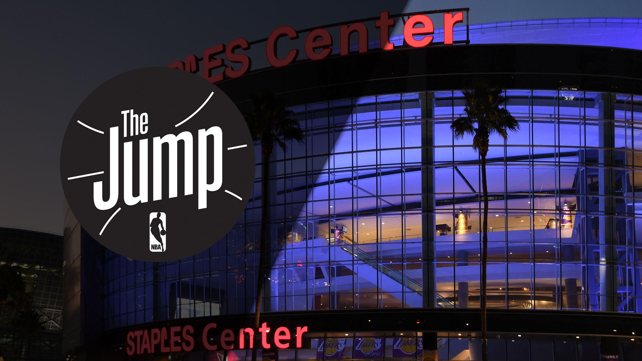 Thu, 2/15 - NBA: The Jump