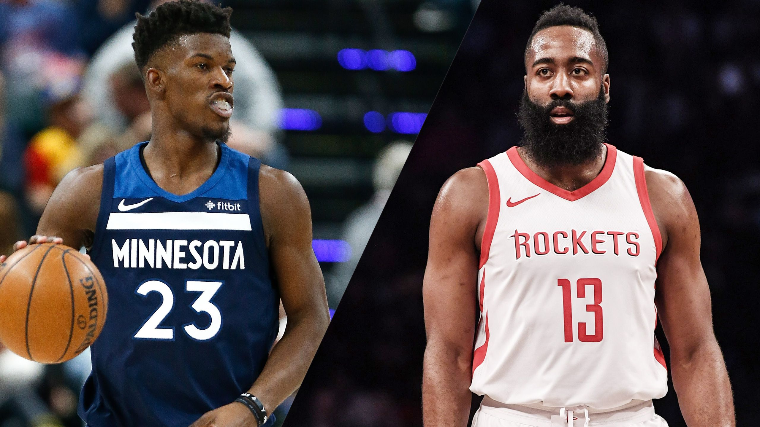 Minnesota Timberwolves vs. Houston Rockets (re-air)