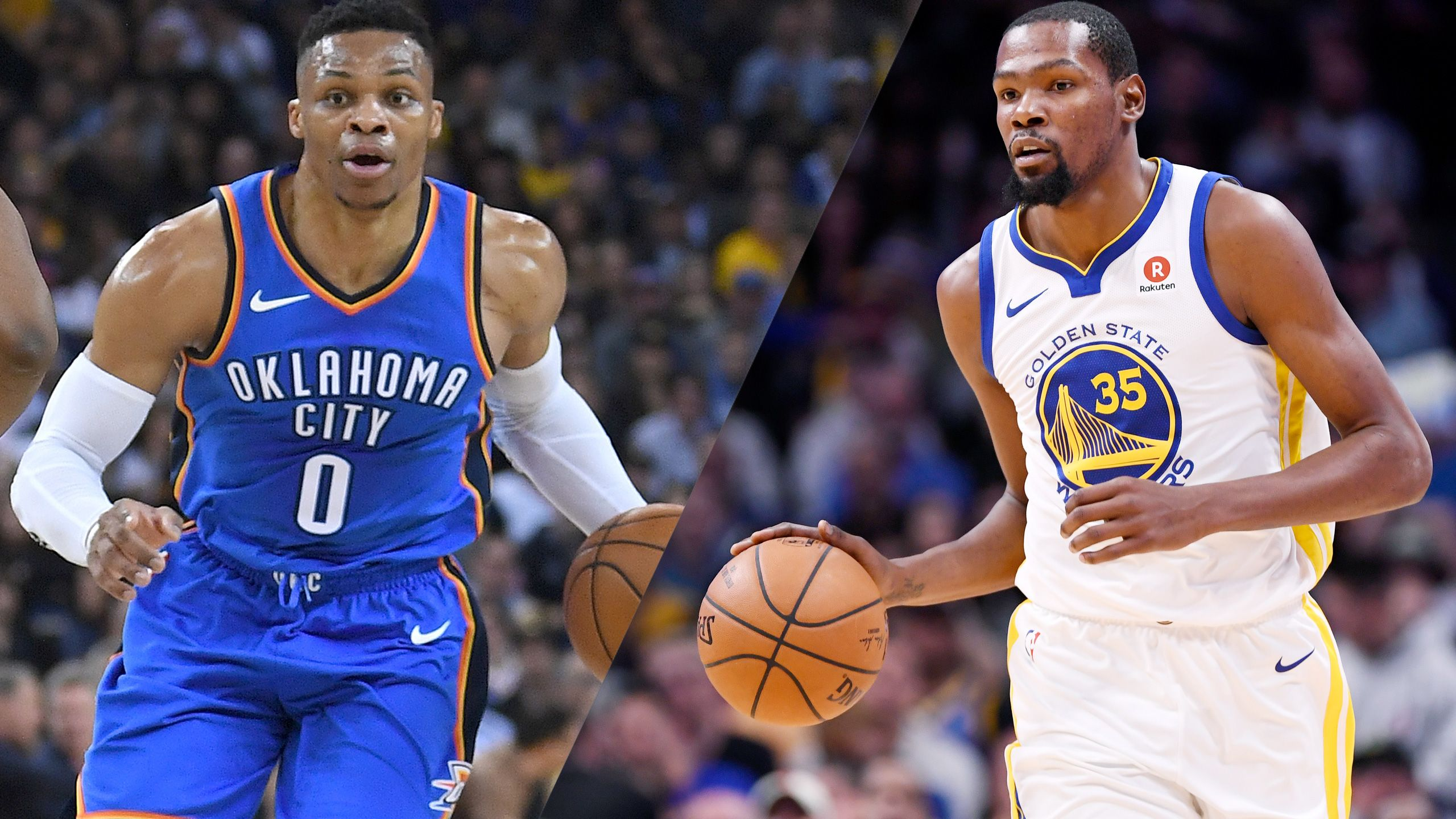 Oklahoma City Thunder vs. Golden State Warriors (re-air)