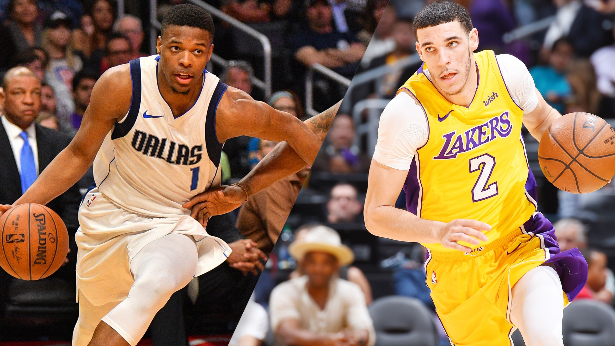 Dallas Mavericks vs. Los Angeles Lakers (re-air)