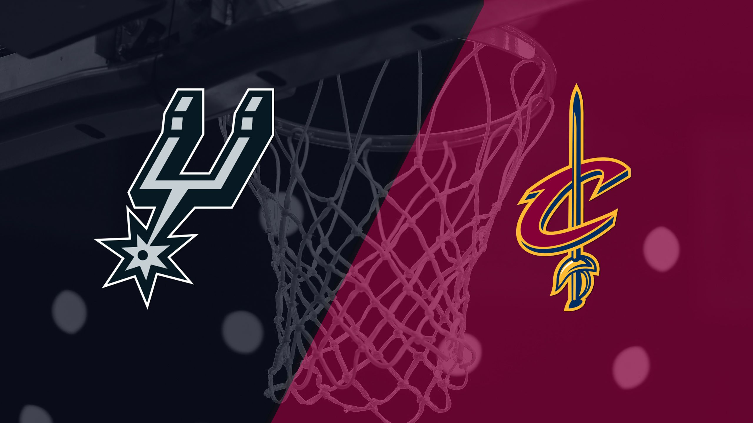 In Spanish - San Antonio Spurs vs. Cleveland Cavaliers