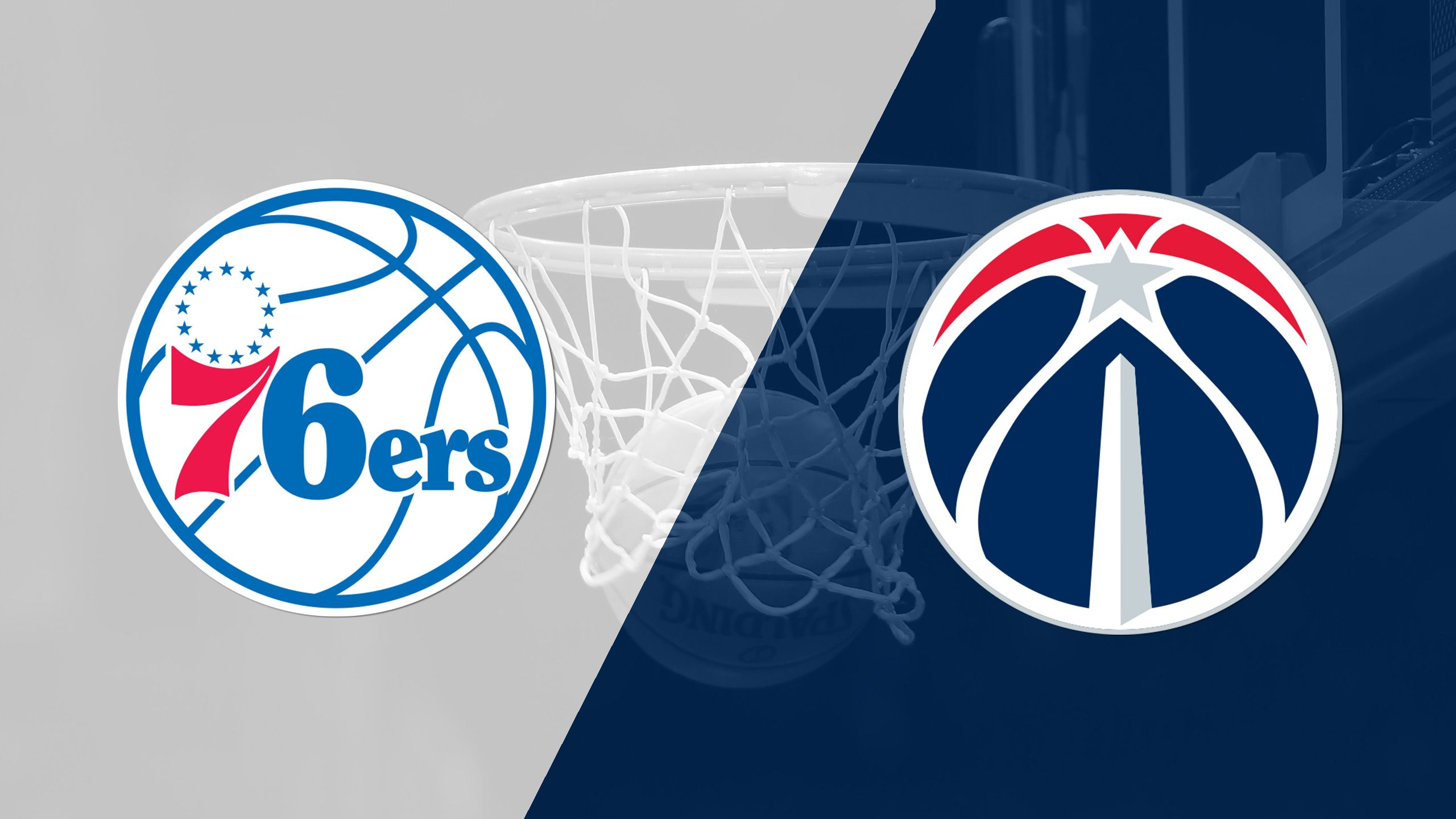 In Spanish - Philadelphia 76ers vs. Washington Wizards