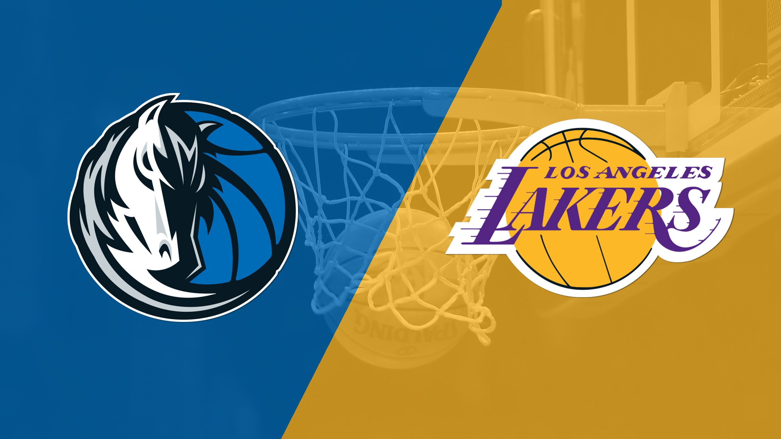 In Spanish - Dallas Mavericks vs. Los Angeles Lakers