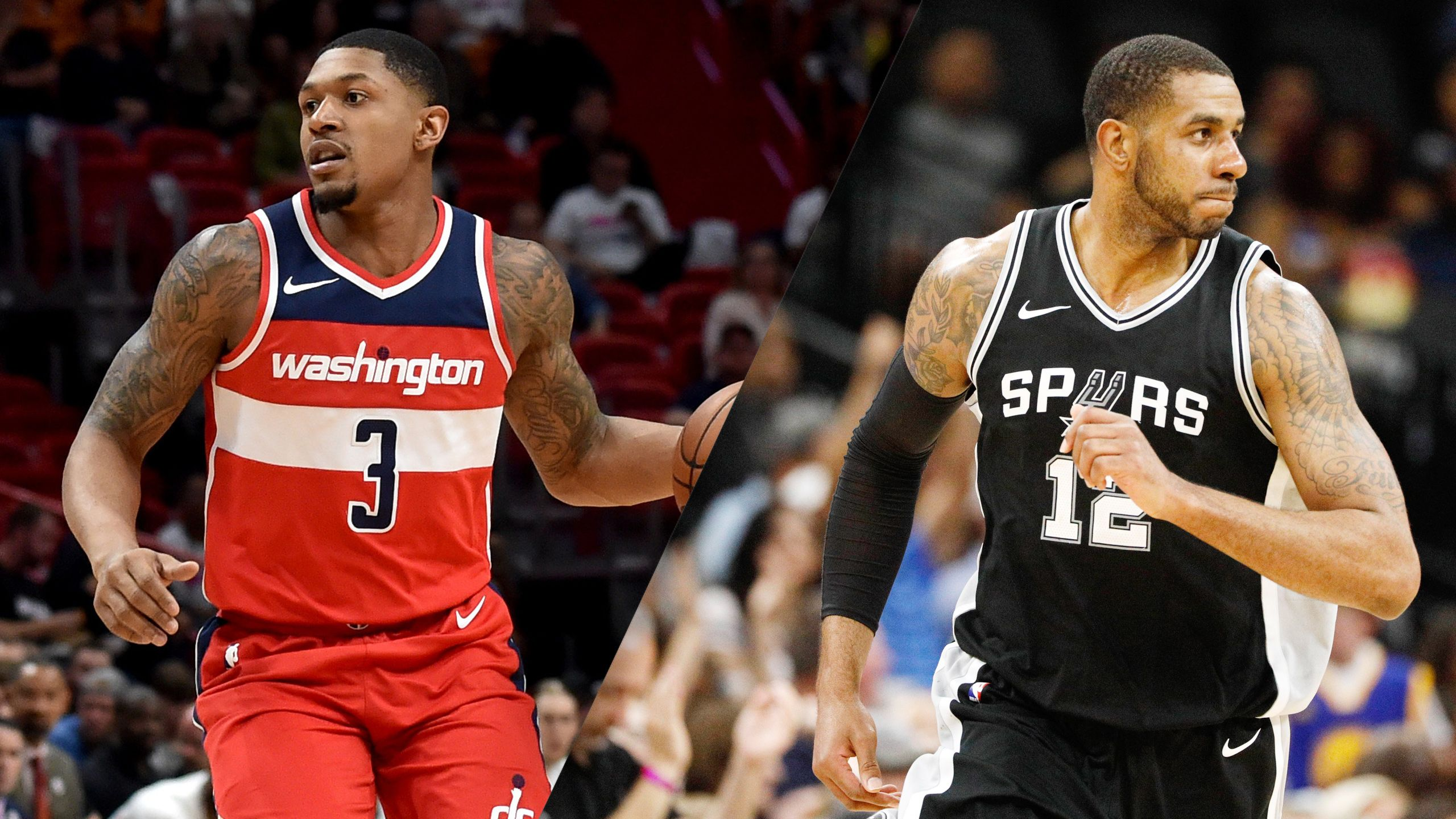 Washington Wizards vs. San Antonio Spurs