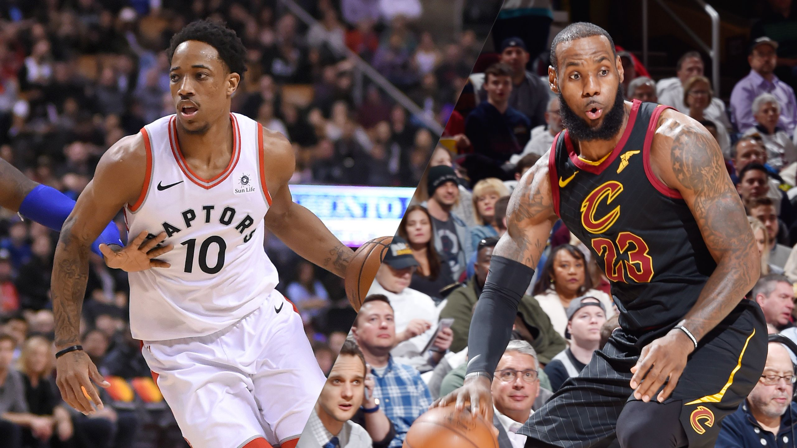 Toronto Raptors vs. Cleveland Cavaliers (re-air)