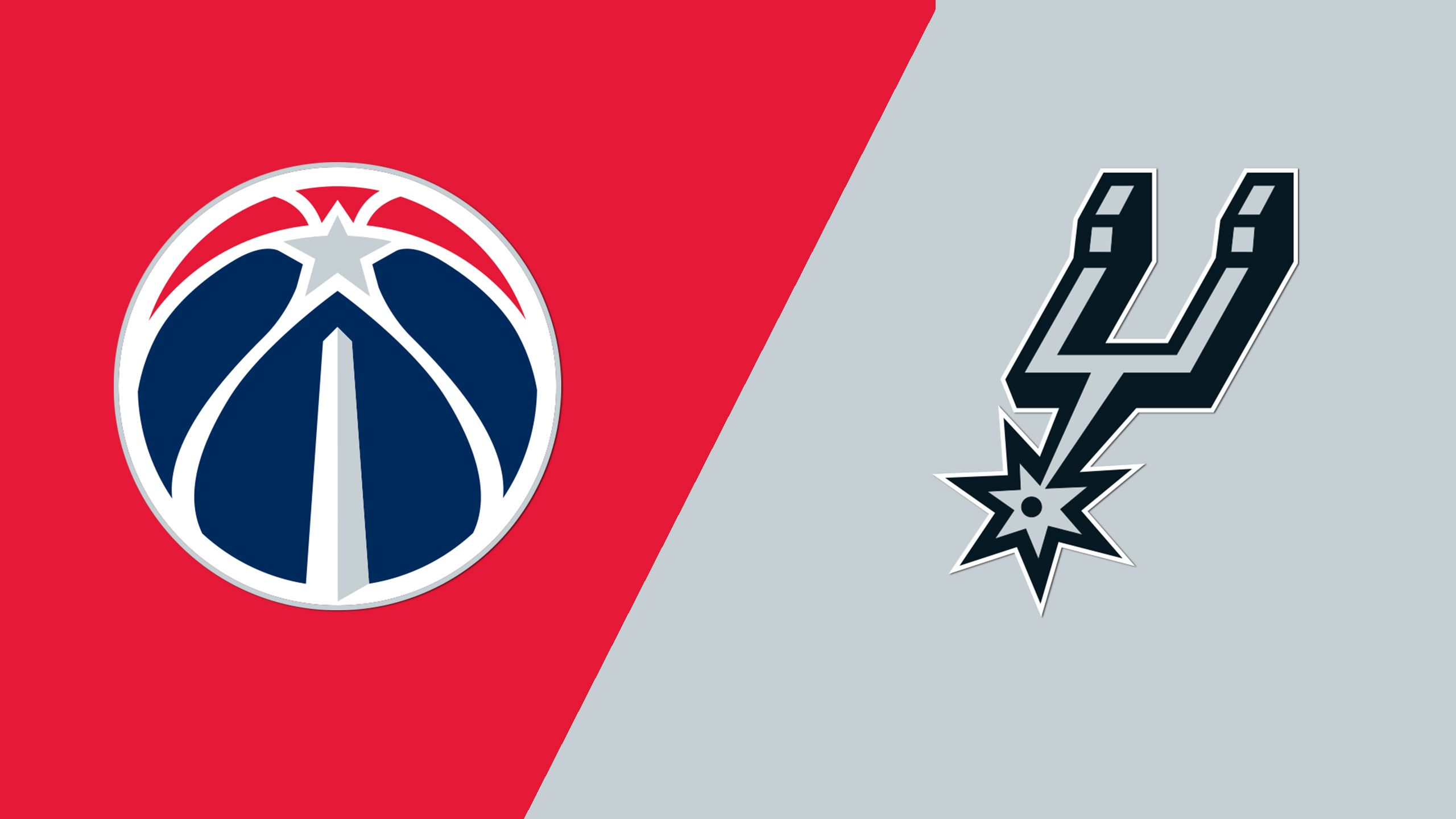 In Spanish - Washington Wizards vs. San Antonio Spurs