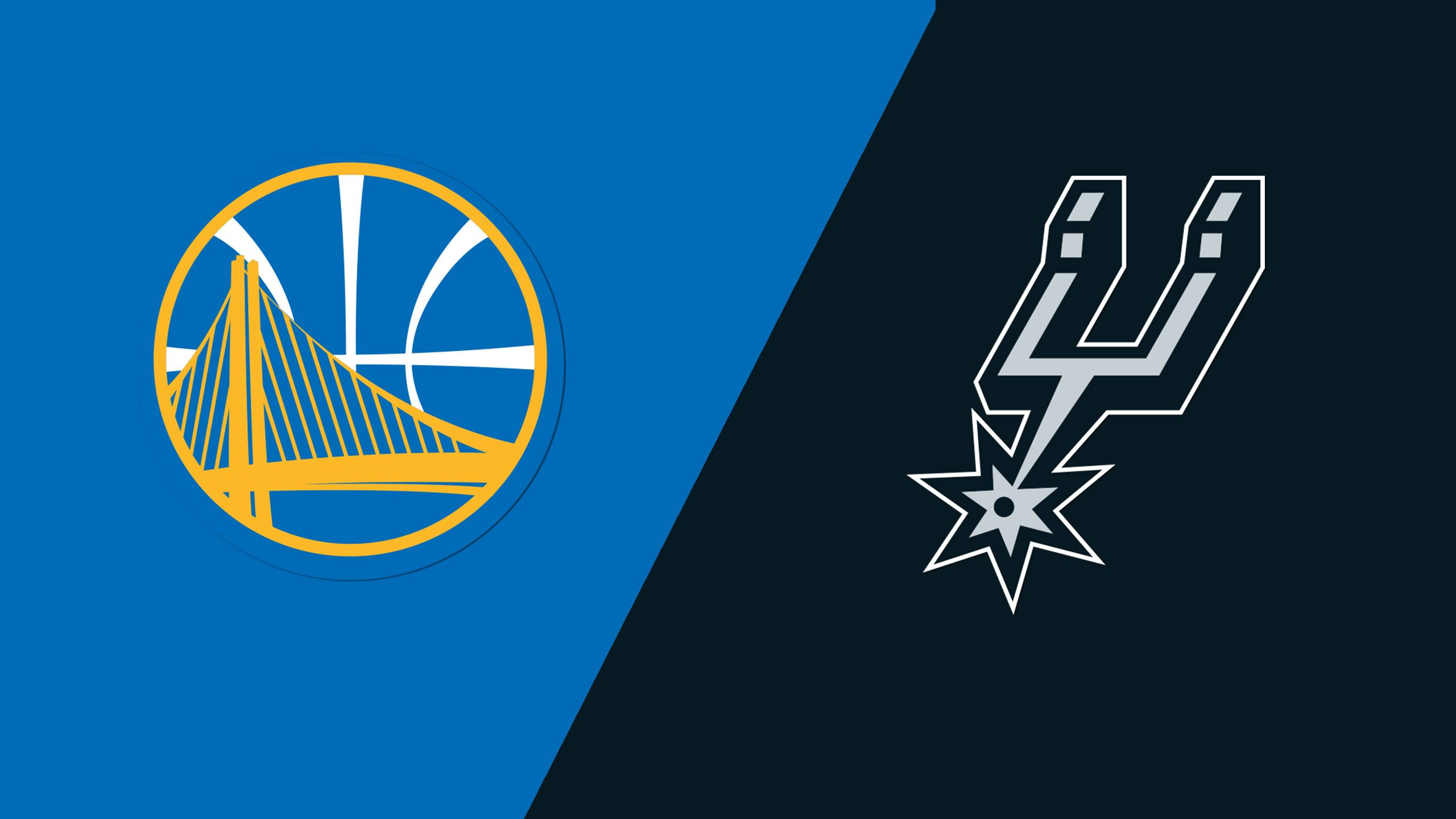 In Spanish - Golden State Warriors vs. San Antonio Spurs