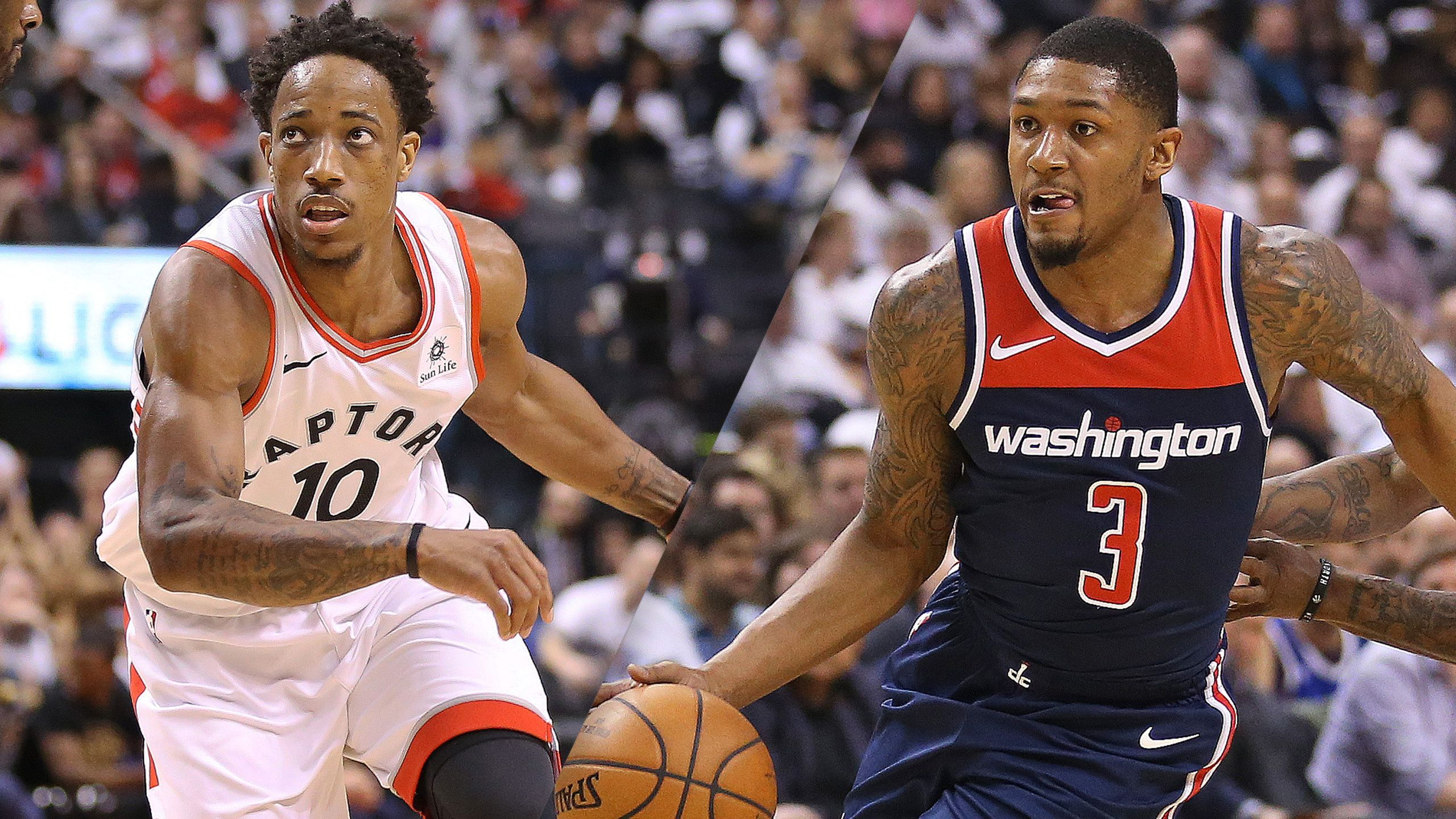 Toronto Raptors vs. Washington Wizards (First Round, Game 3) (re-air)