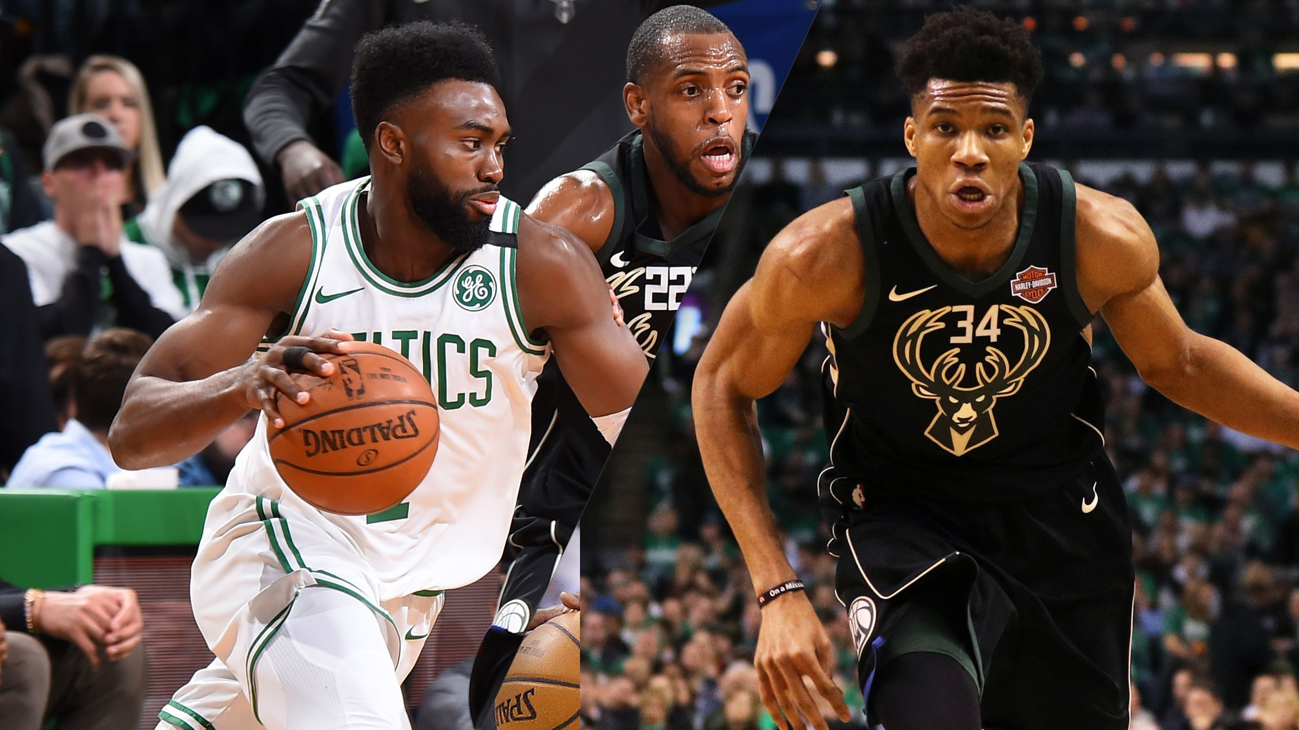 Boston Celtics vs. Milwaukee Bucks (First Round, Game 3) (re-air)