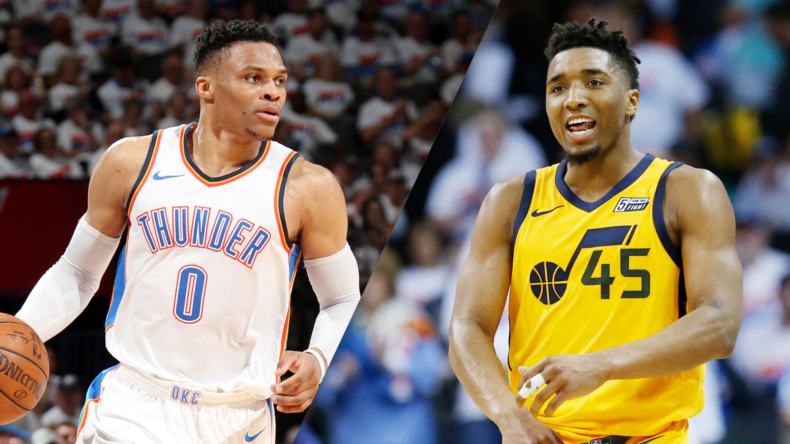 Oklahoma City Thunder vs. Utah Jazz (First Round, Game 3) (re-air)