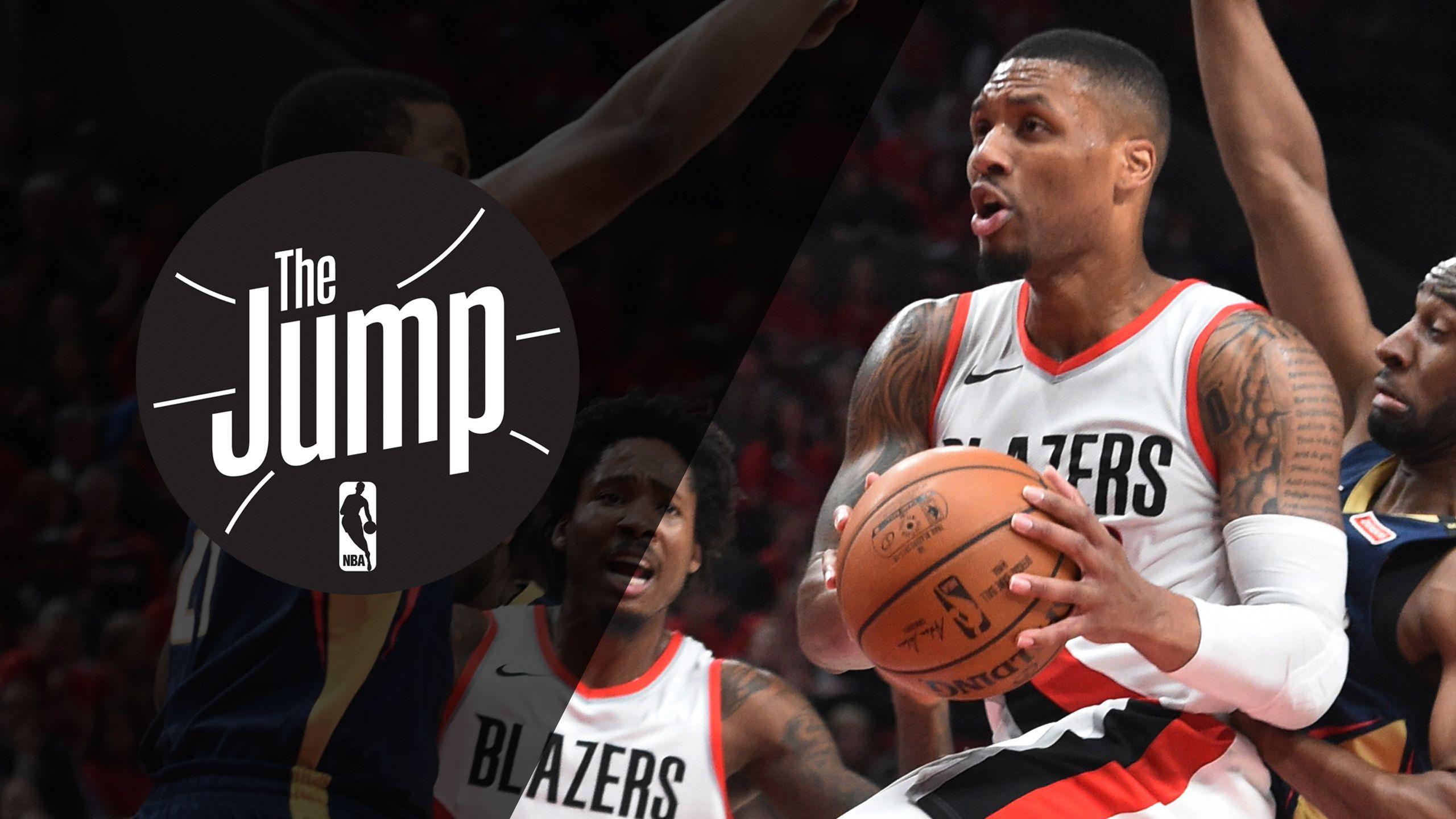 Wed, 4/18 - NBA: The Jump