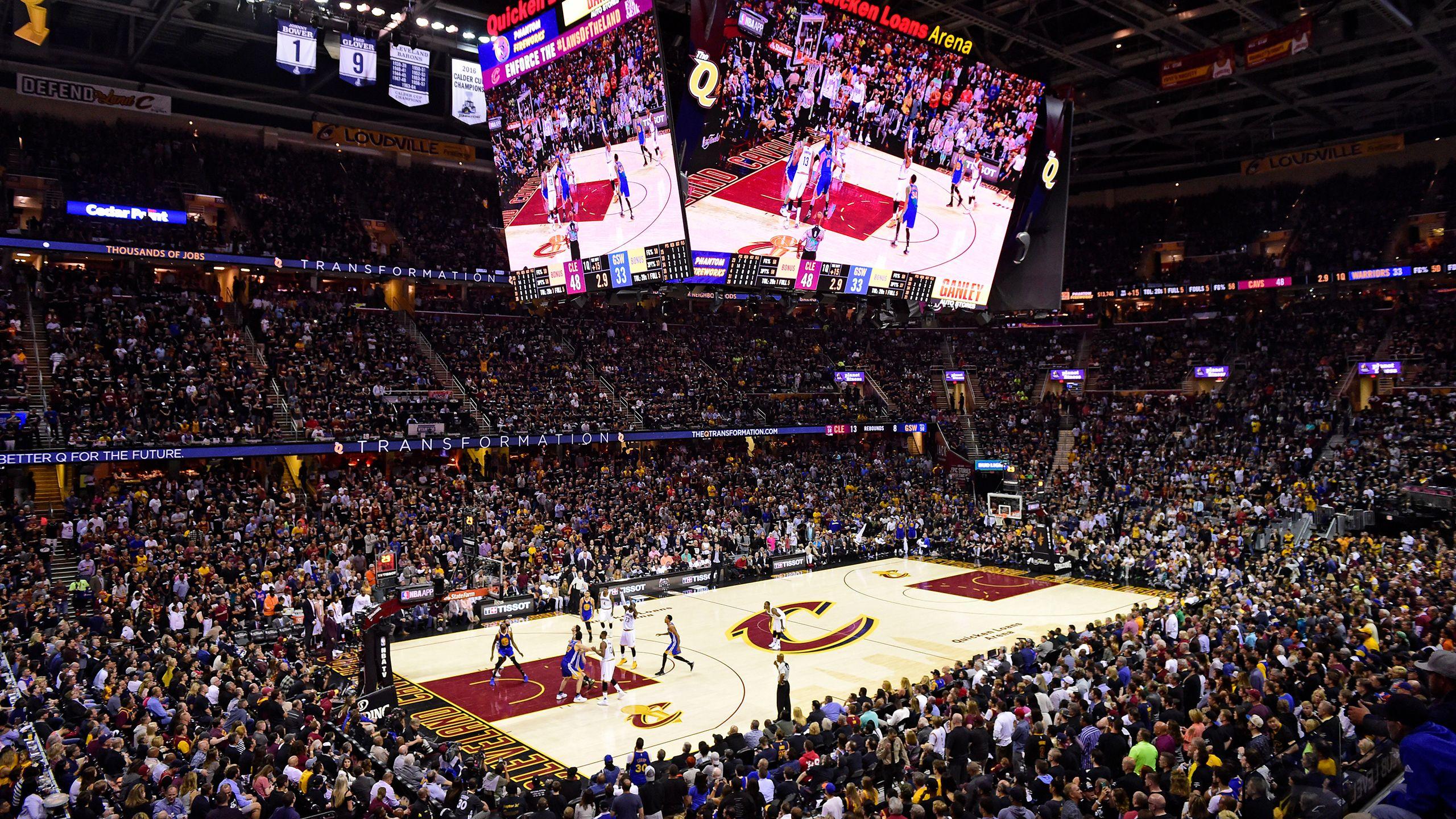 Above The Rim - Toronto Raptors vs. Cleveland Cavaliers