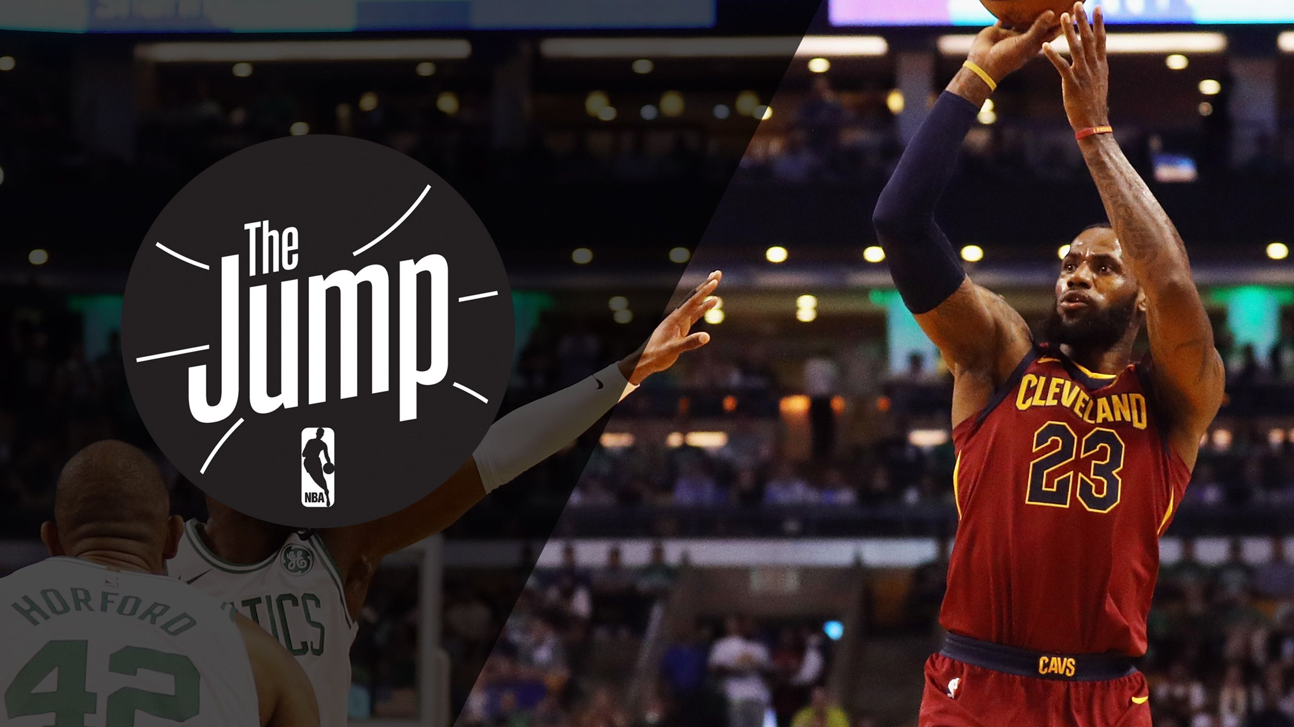 Fri, 5/18 - NBA: The Jump presented by Marathon Petroleum