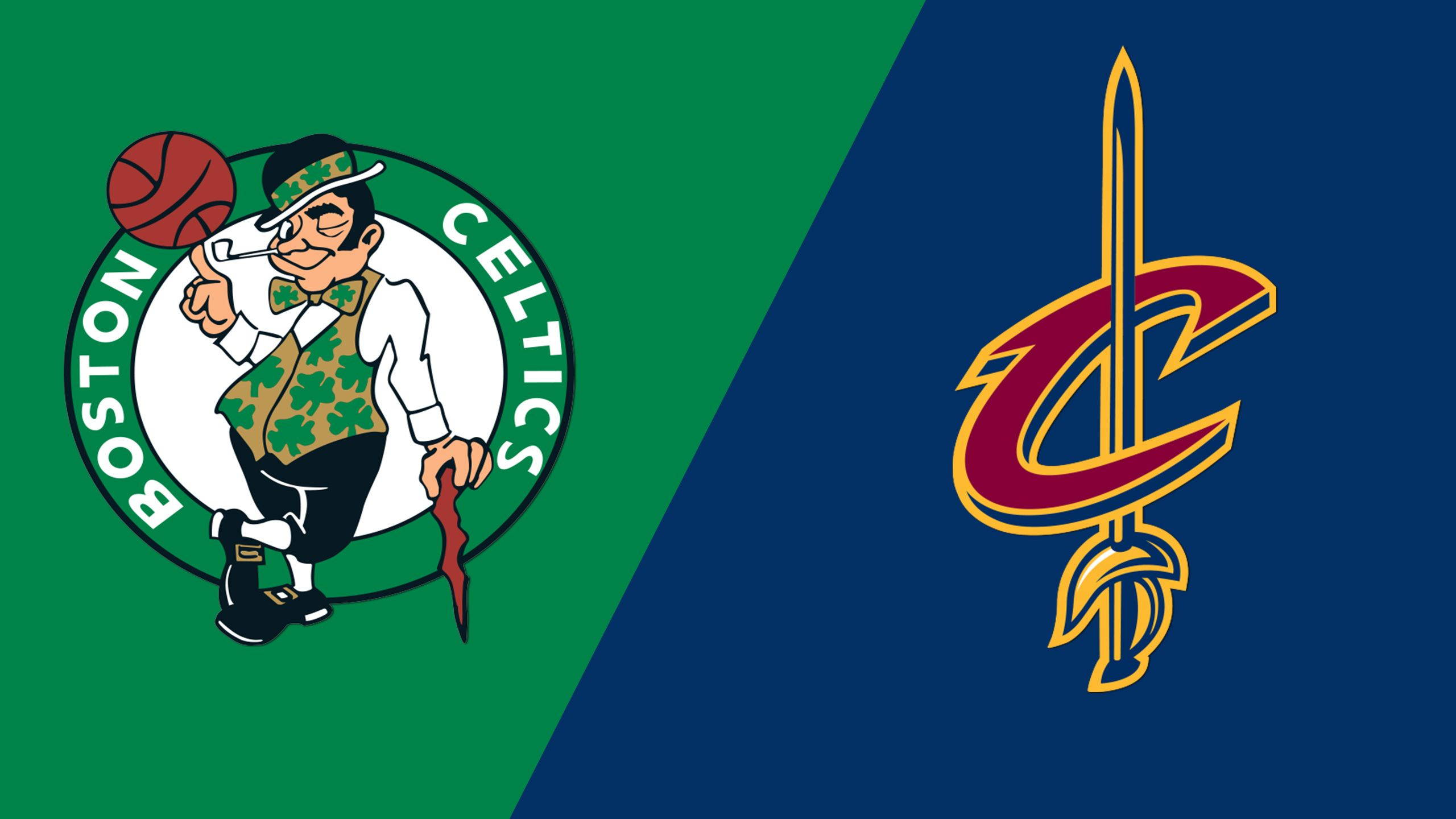 Boston Celtics vs. Cleveland Cavaliers (Conference Finals Game 4) (re-air)