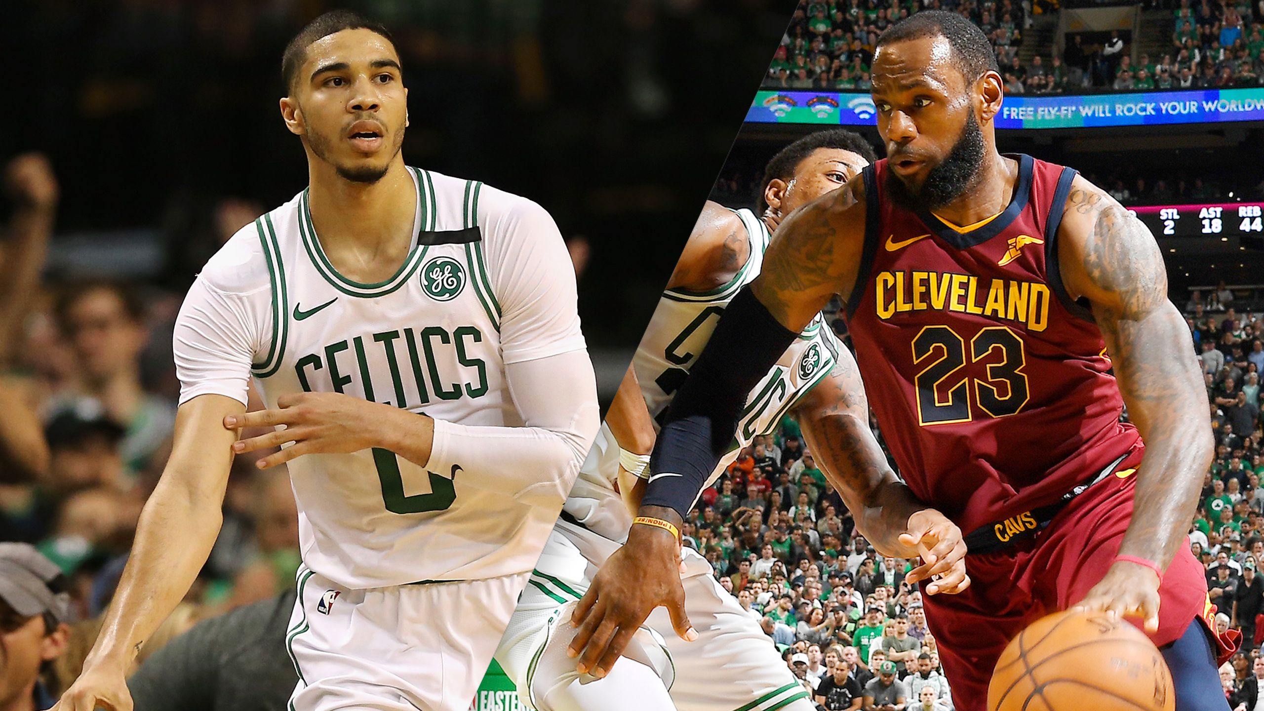Boston Celtics vs. Cleveland Cavaliers (Conference Finals Game 3)