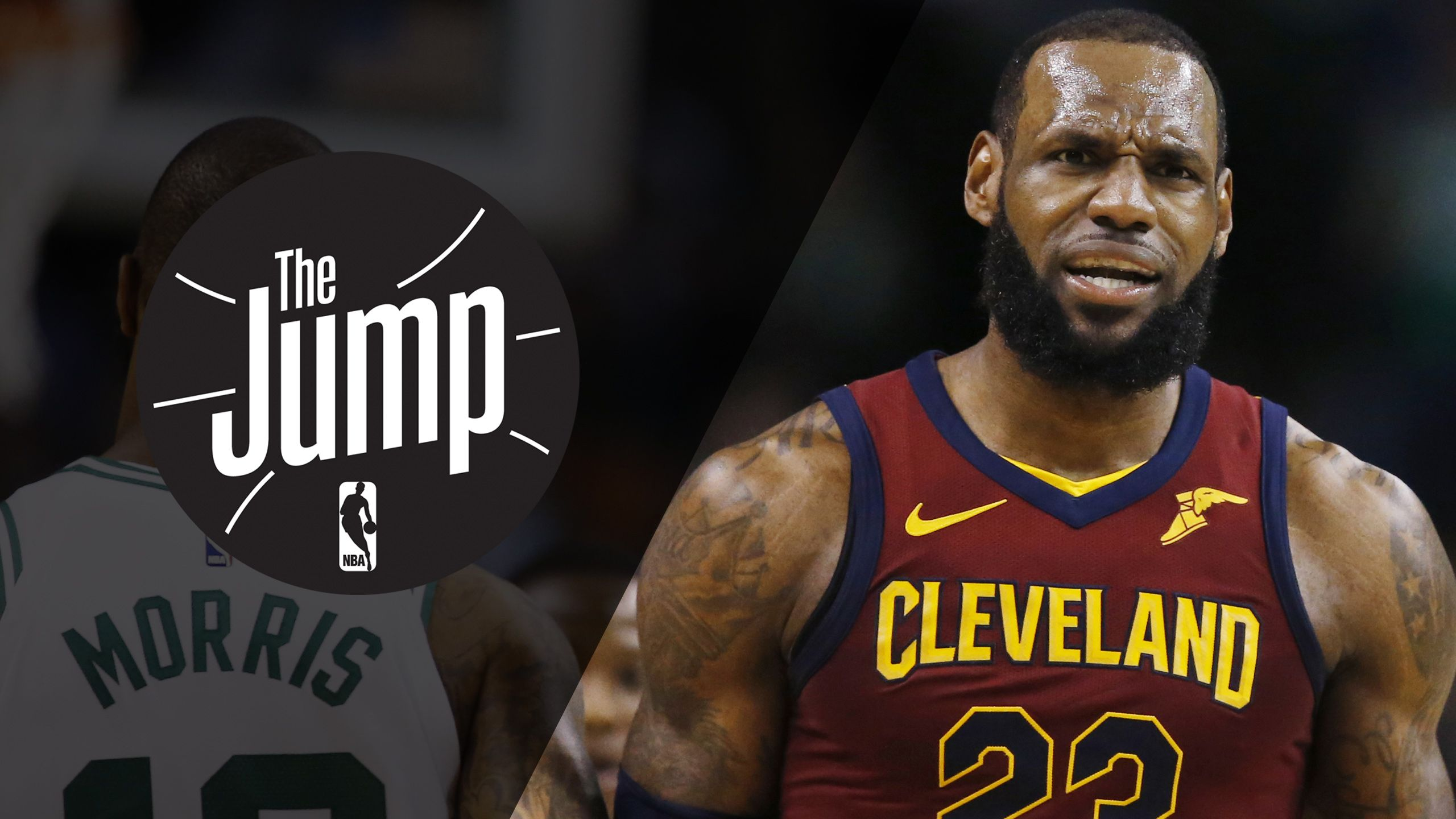 Mon, 5/14 - NBA: The Jump