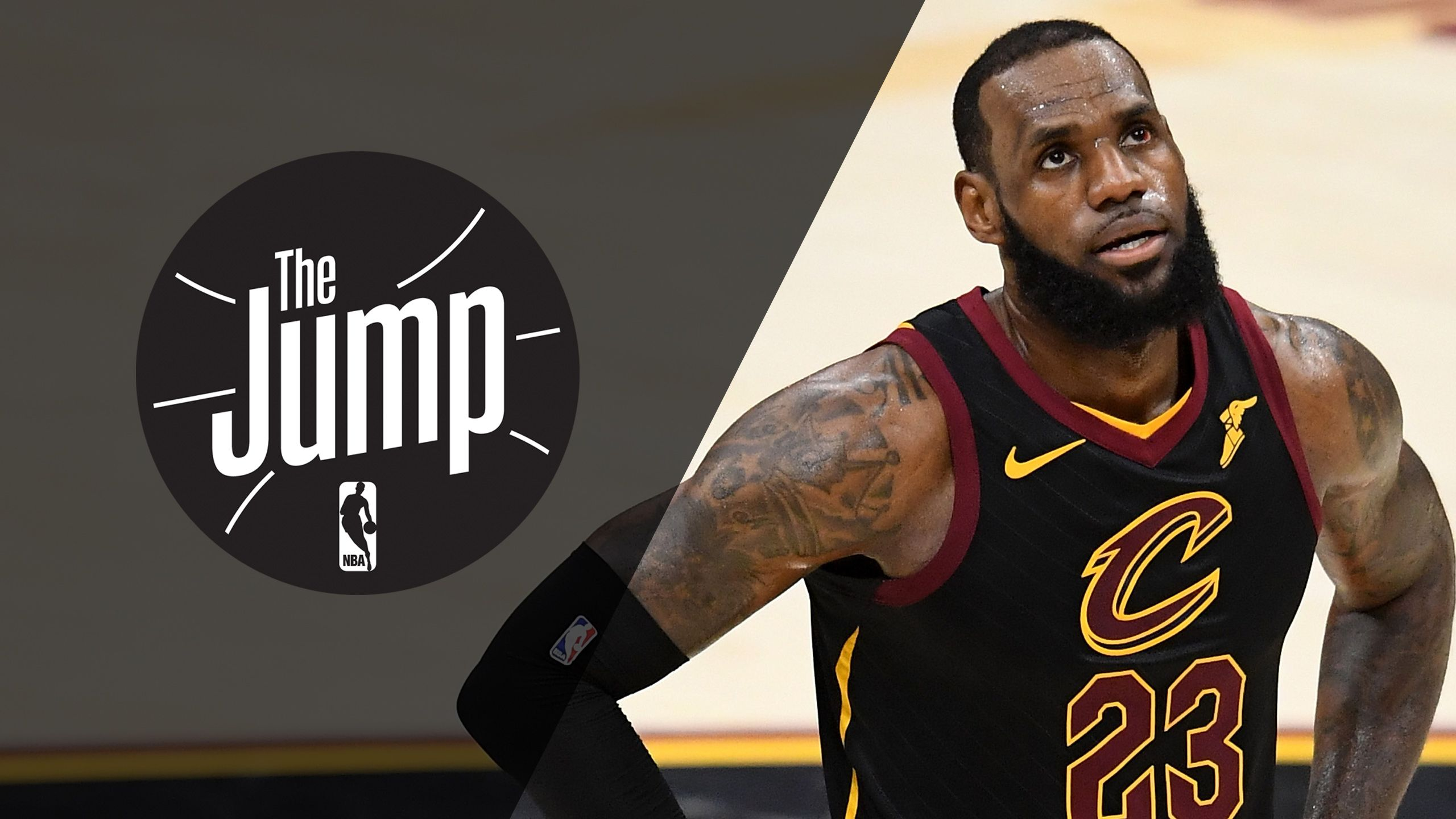 Tue, 6/19 - NBA: The Jump