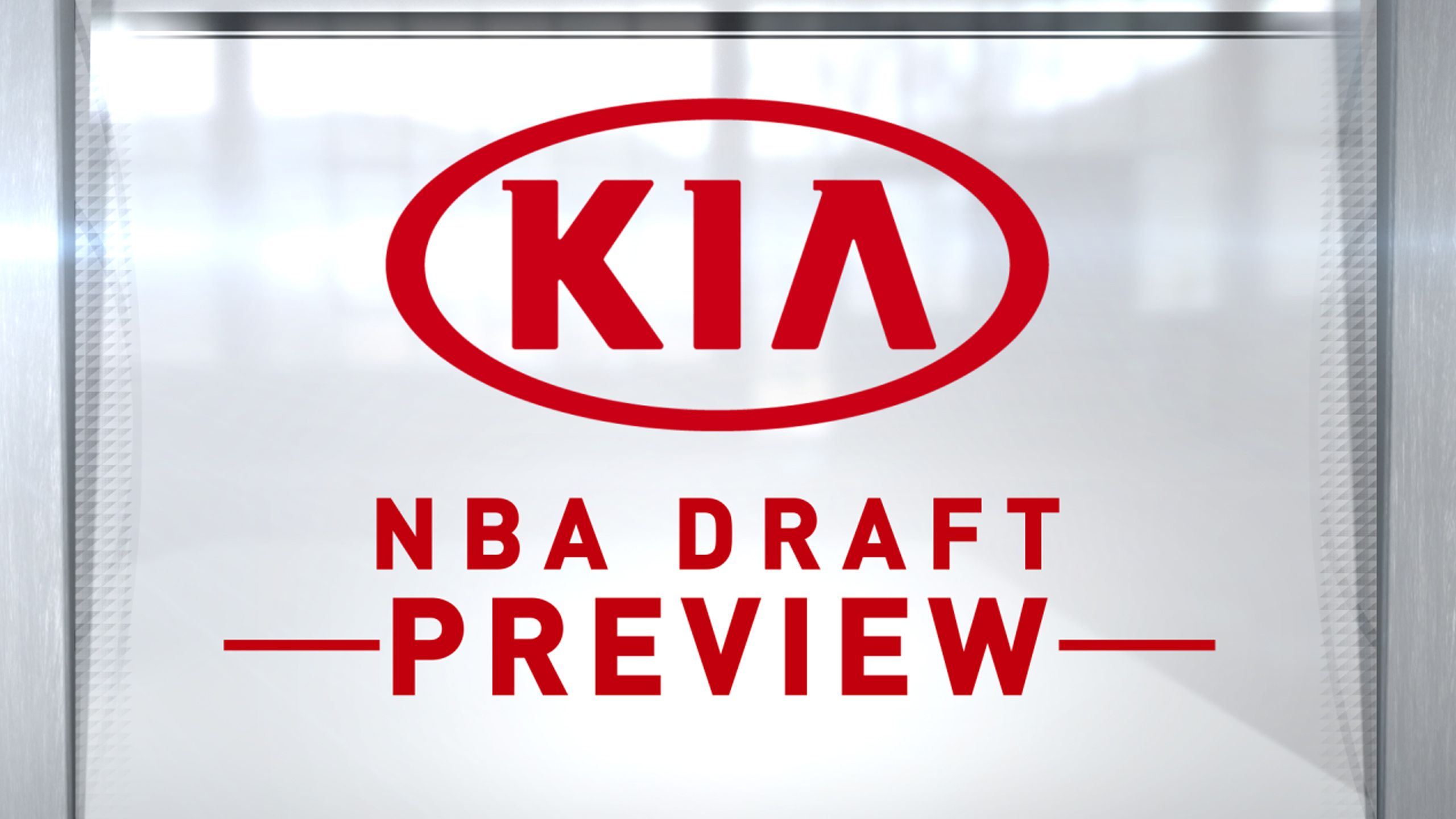 NBA Draft Preview Show 2018 Presented by Kia