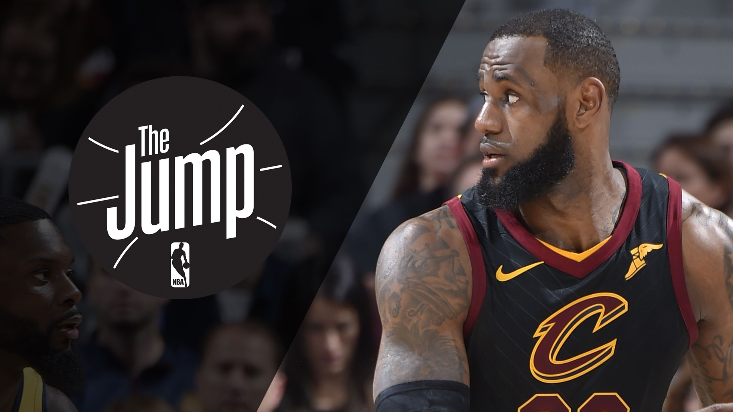 Mon, 4/16 - NBA: The Jump