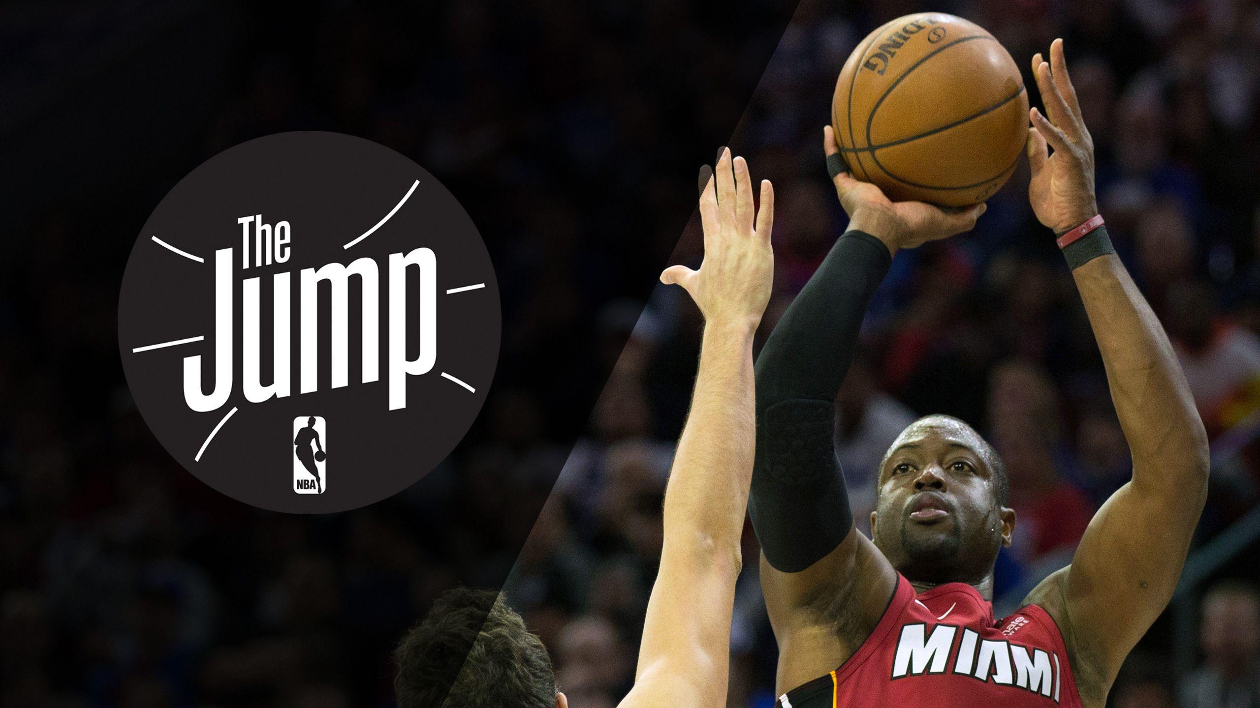 Tue, 4/17 - NBA: The Jump
