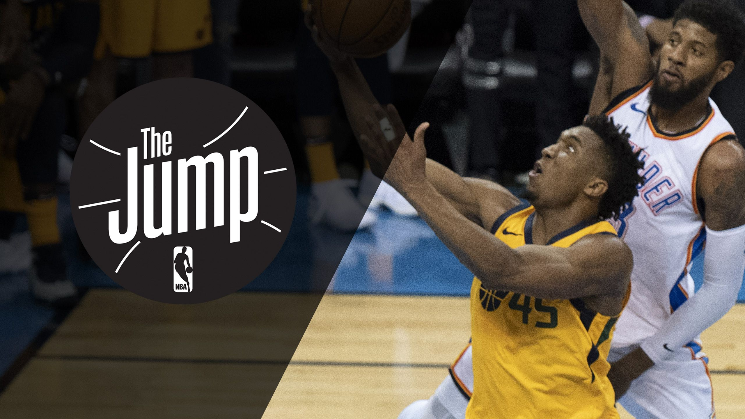 Thu, 4/19 - NBA: The Jump