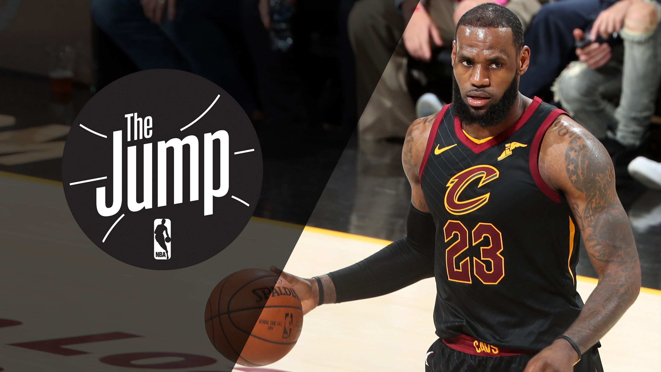 Thu, 4/26 - NBA: The Jump