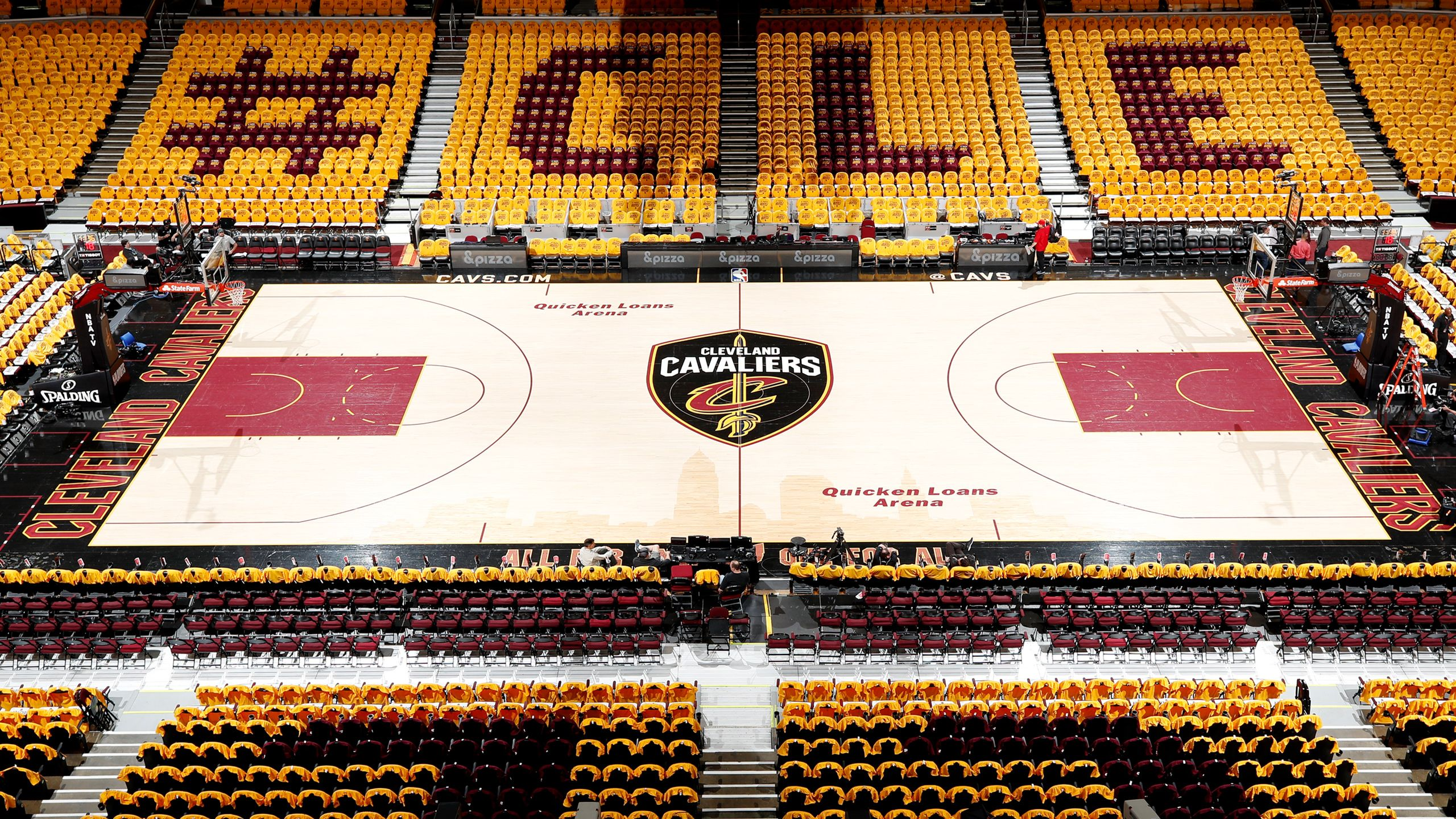 Above The Rim - Boston Celtics vs. Cleveland Cavaliers (Conference Finals Game 4)