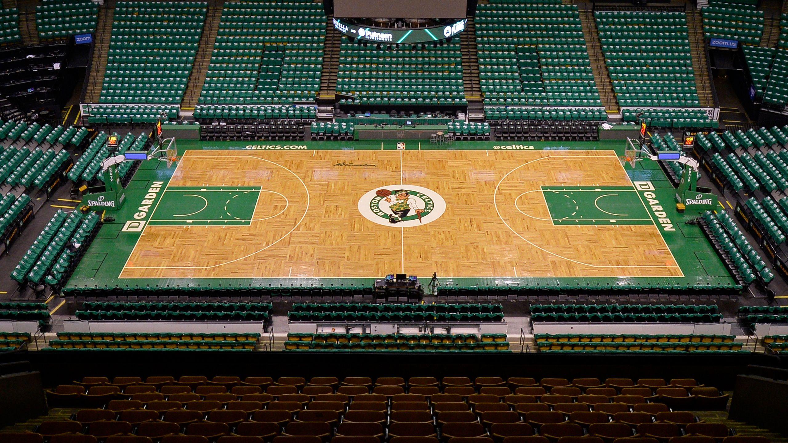 Above The Rim - Cleveland Cavaliers vs. Boston Celtics (Conference Finals, Game 5)