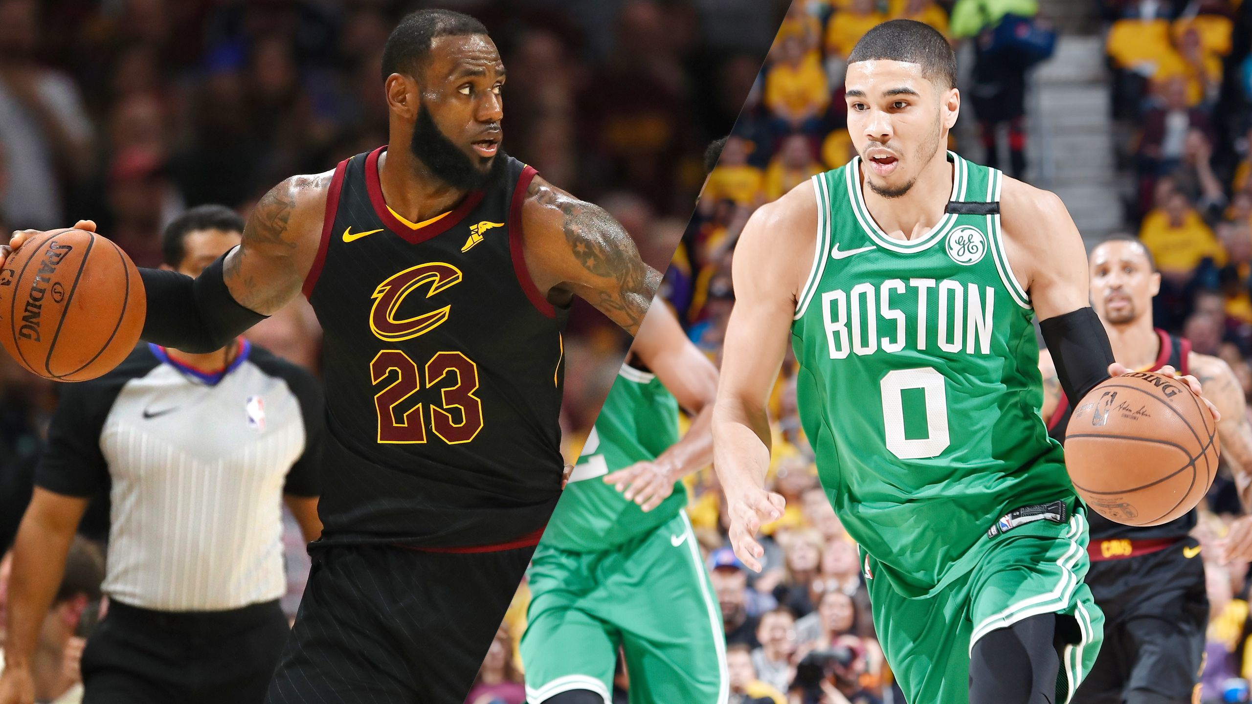 Cleveland Cavaliers vs. Boston Celtics (Conference Finals, Game 5)