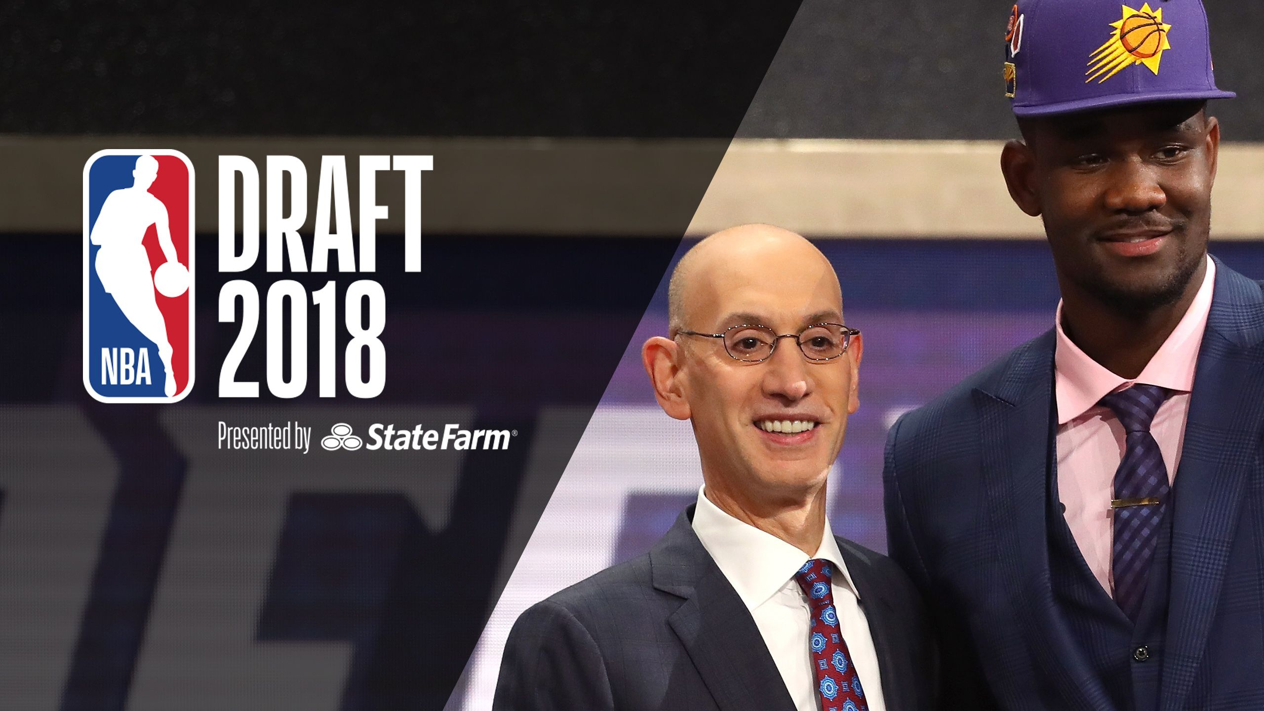 NBA Draft 2018 Presented by State Farm