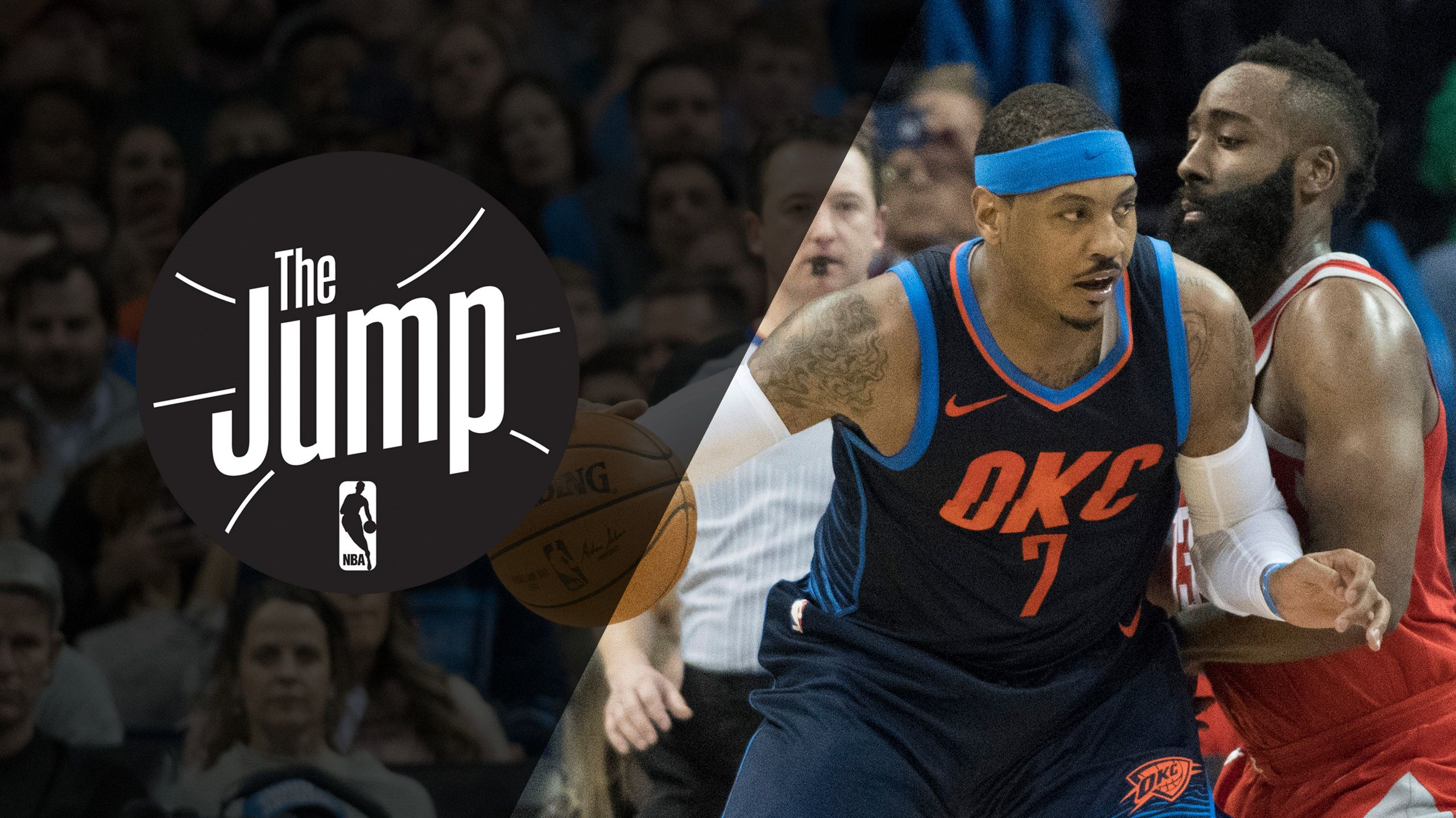 Mon, 8/13 - NBA: The Jump