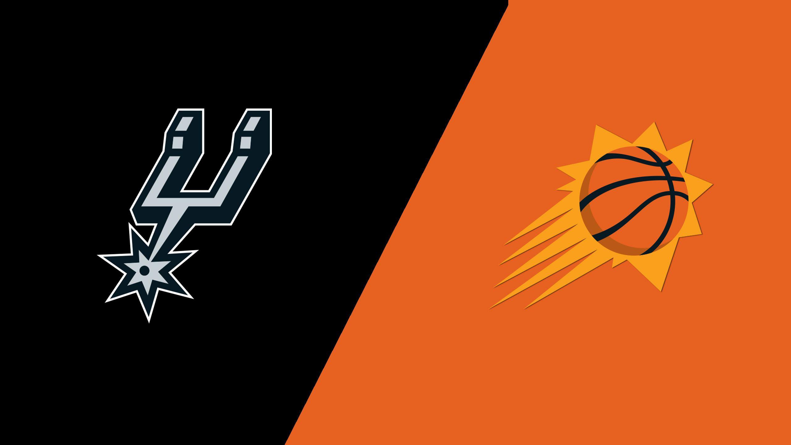 San Antonio Spurs vs. Phoenix Suns (Consolation Round)