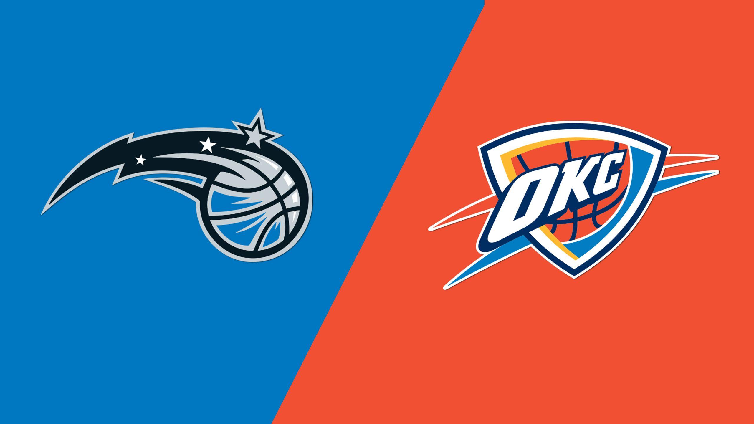 Orlando Magic vs. Oklahoma City Thunder (Consolation Round)