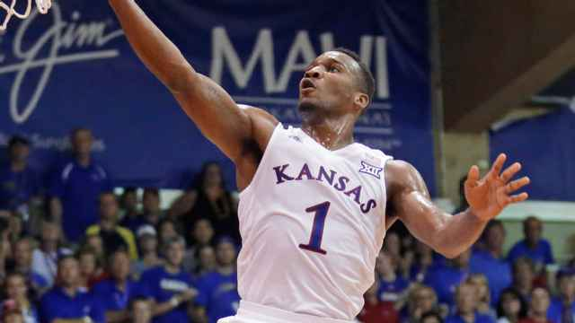 Harvard vs. #4 Kansas (M Basketball)