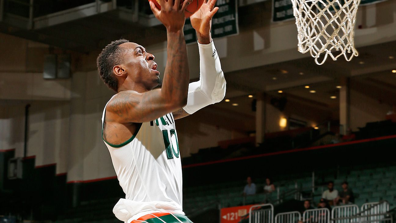 Charlotte vs. #21 Miami (FL) (M Basketball)