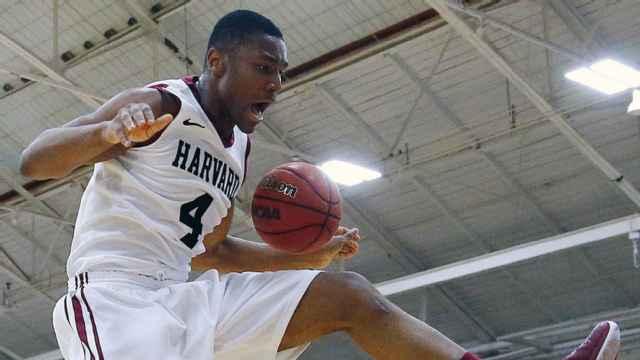 Bryant vs. Harvard (M Basketball)