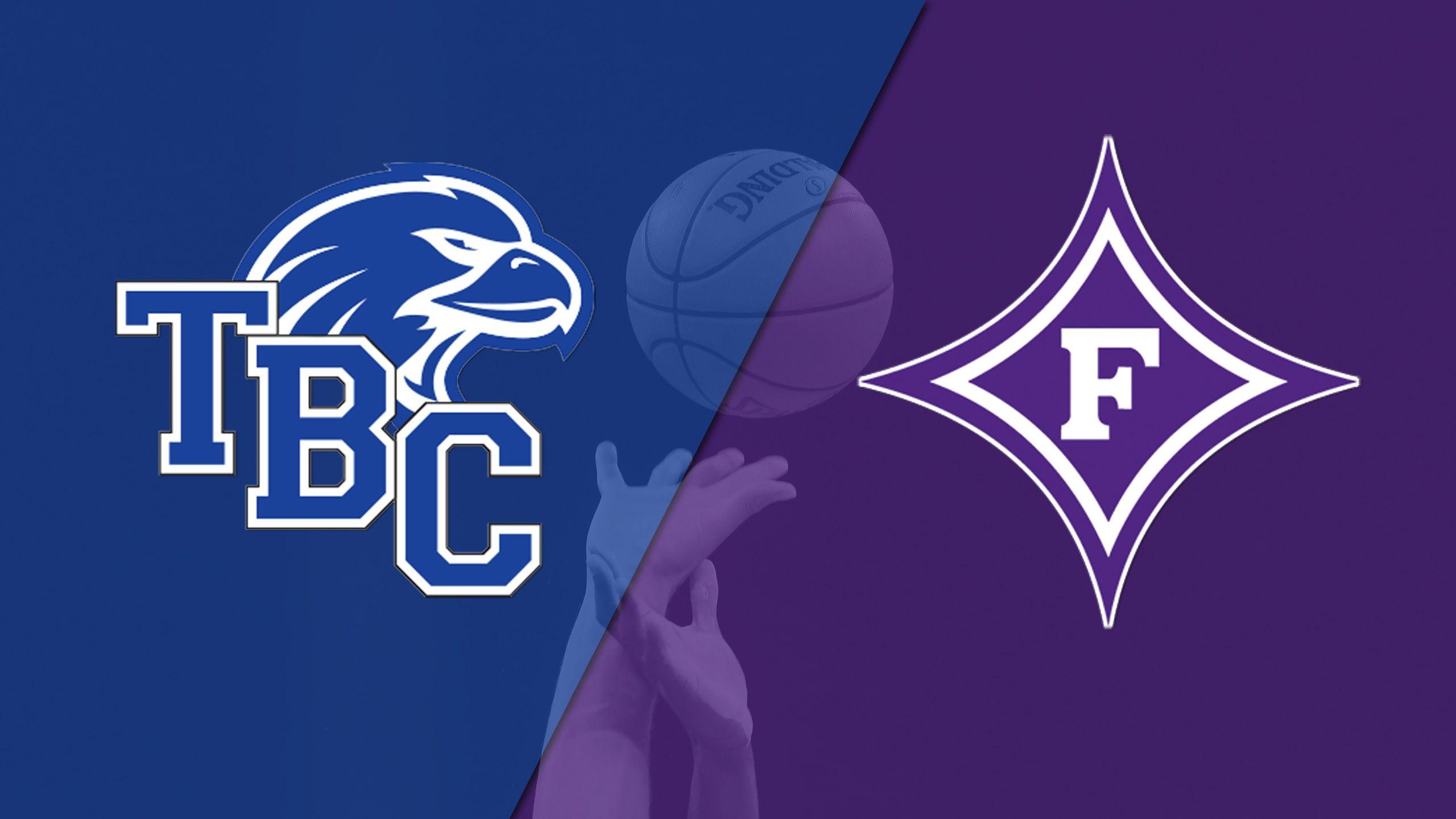 Trinity Baptist vs. Furman (M Basketball)