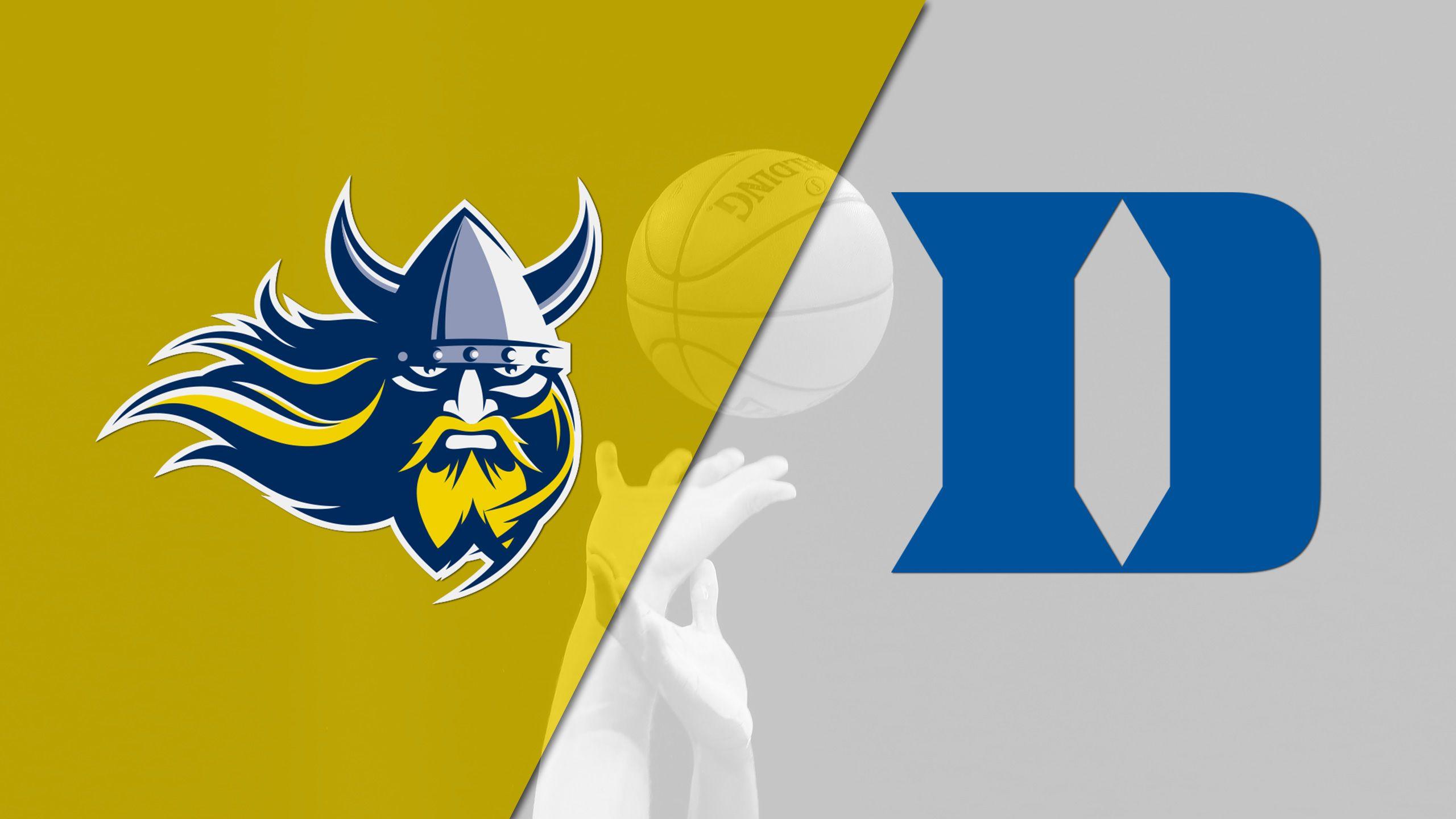 Augustana vs. #1 Duke (M Basketball)