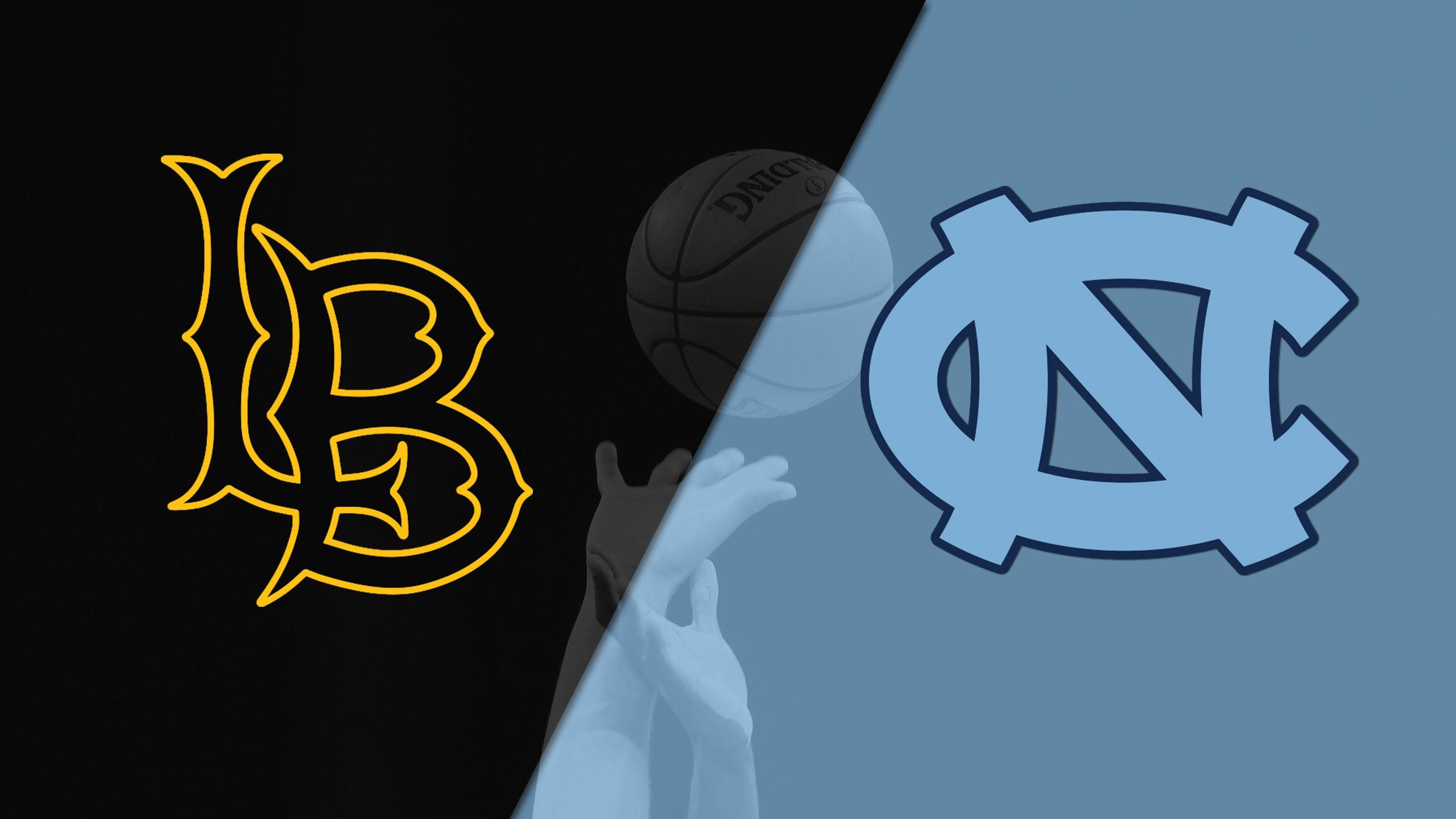 Long Beach State vs. #5 North Carolina (M Basketball)