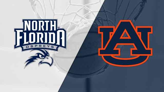 North Florida vs. Auburn (M Basketball)