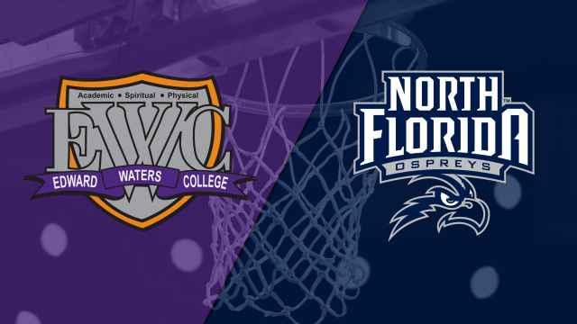 Edward Waters vs. North Florida (M Basketball)