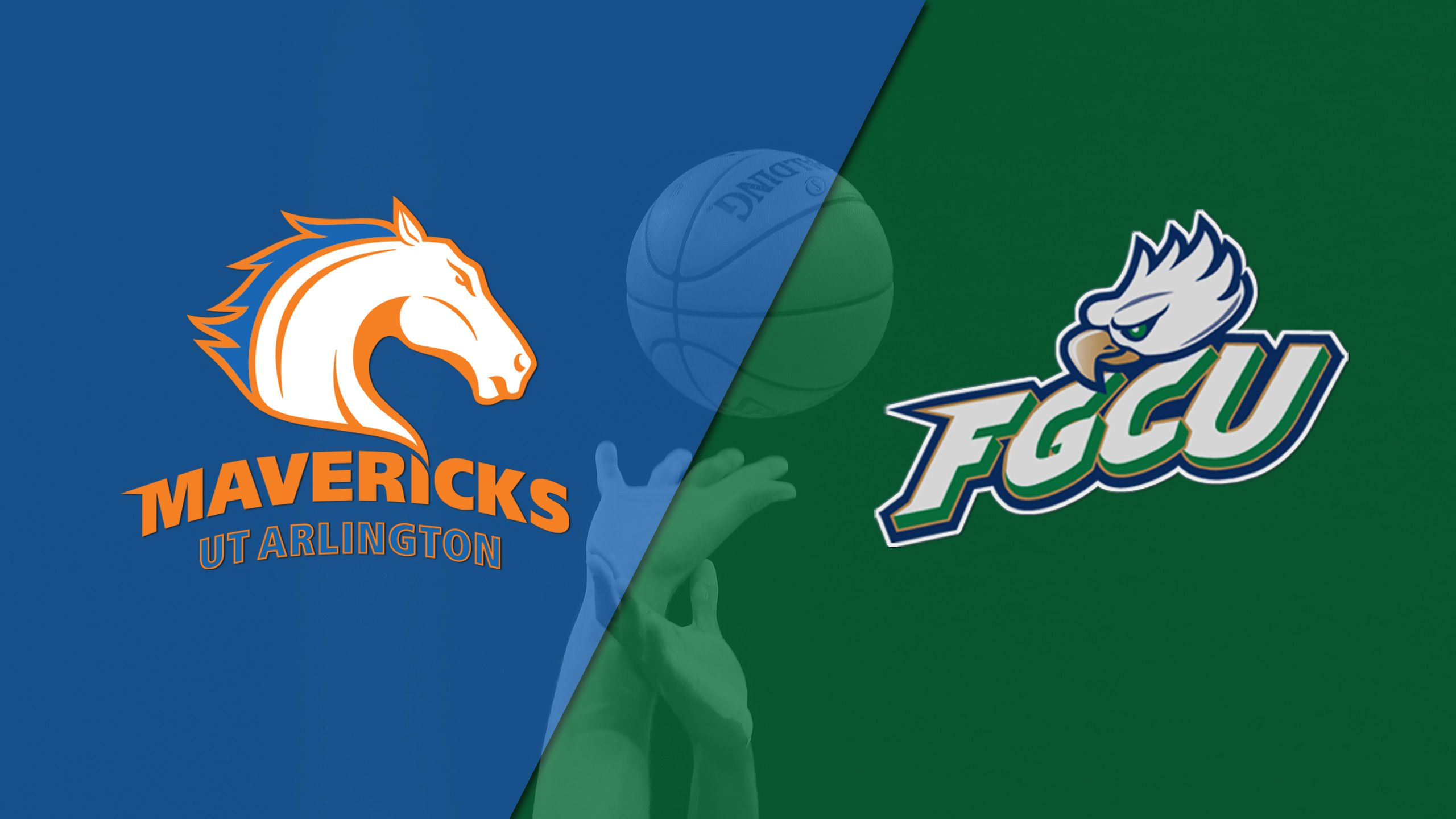 UT Arlington vs. Florida Gulf Coast (M Basketball)