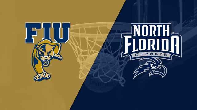 Florida International vs. North Florida (M Basketball)