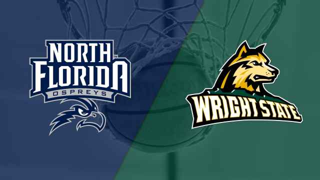North Florida vs. Wright State (M Basketball)